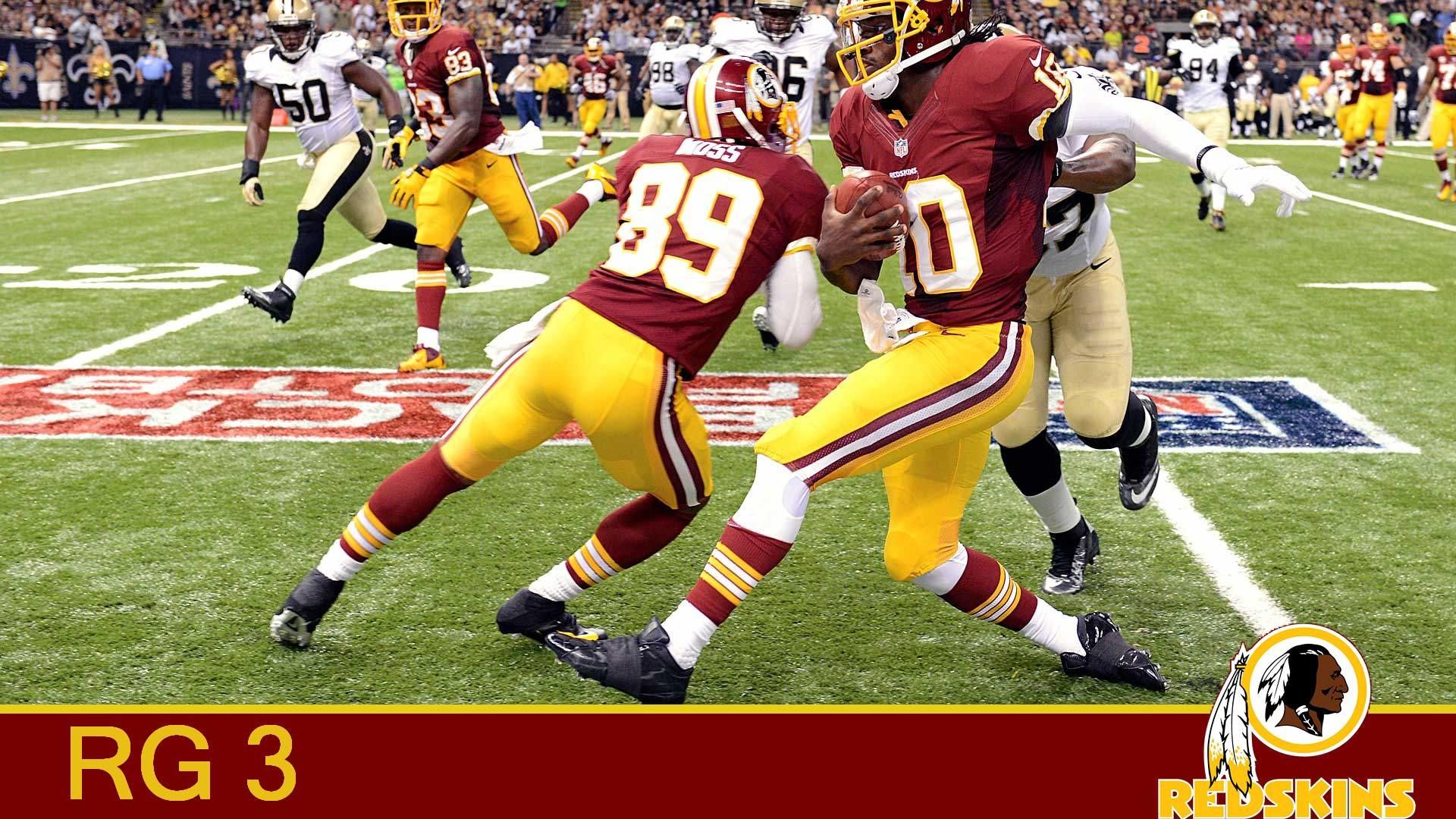 NFL Washington Redskins QB Robert Griffin III Rushing HD NFL .