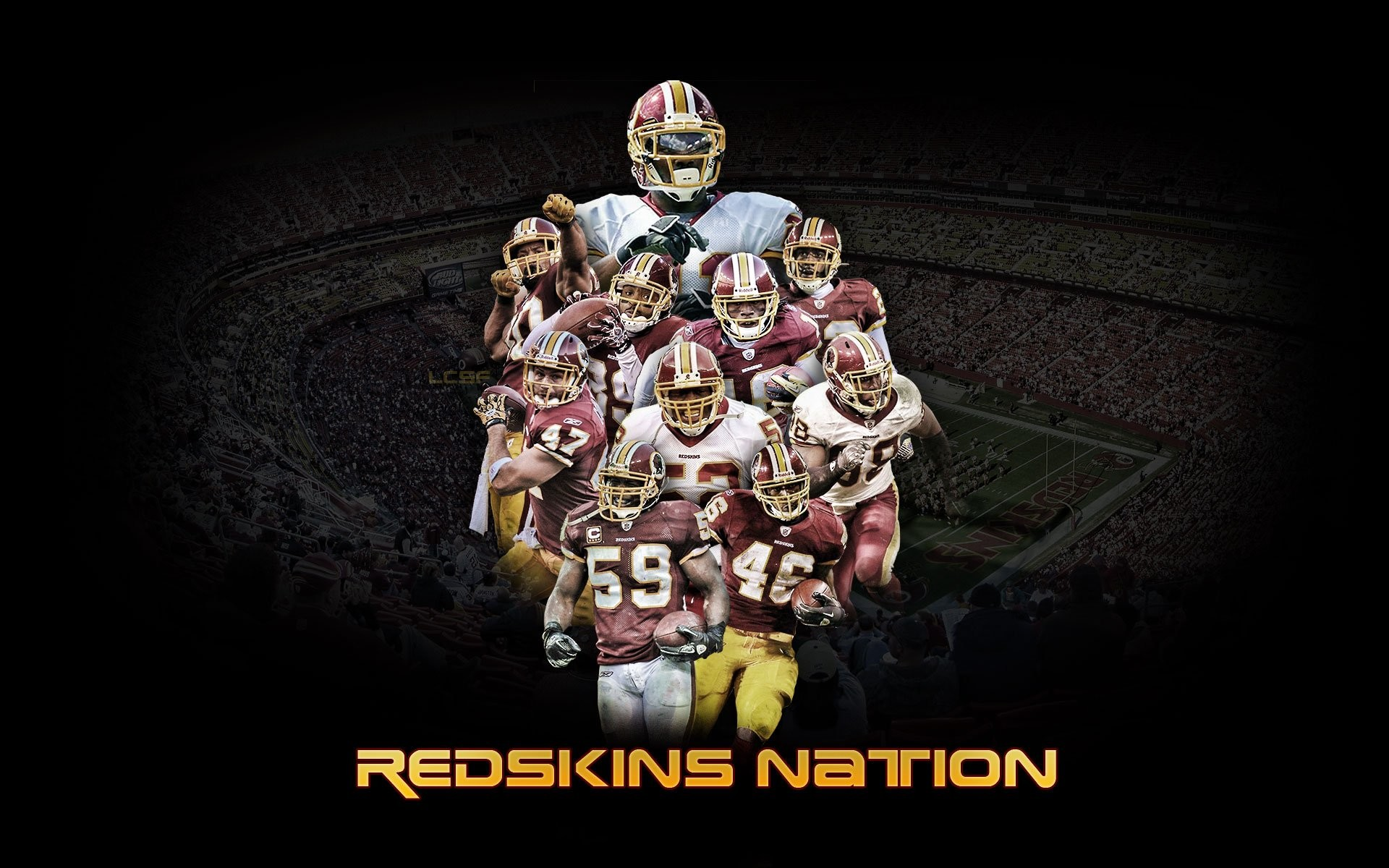 You guys asked us for more washington redskins wallpapers so here .