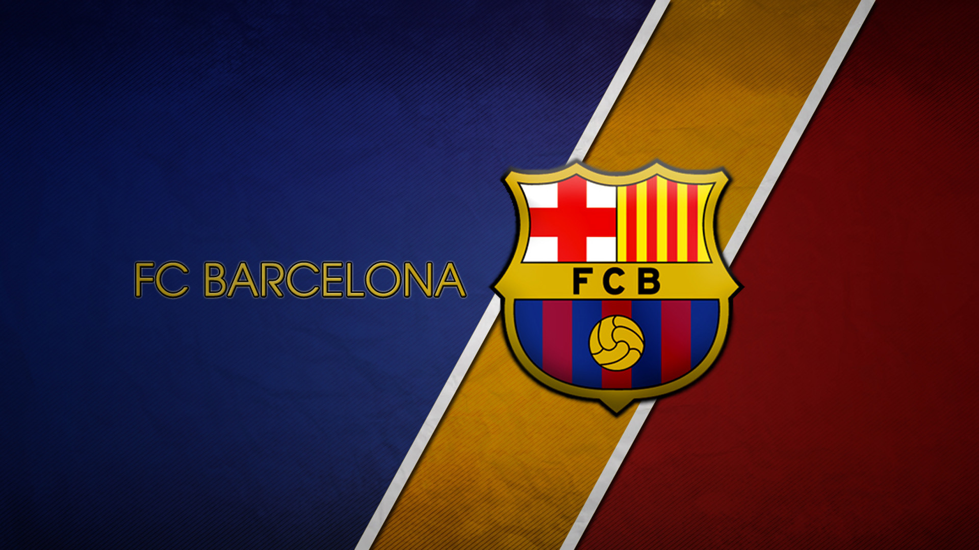 Barcelona Logo Wallpaper.