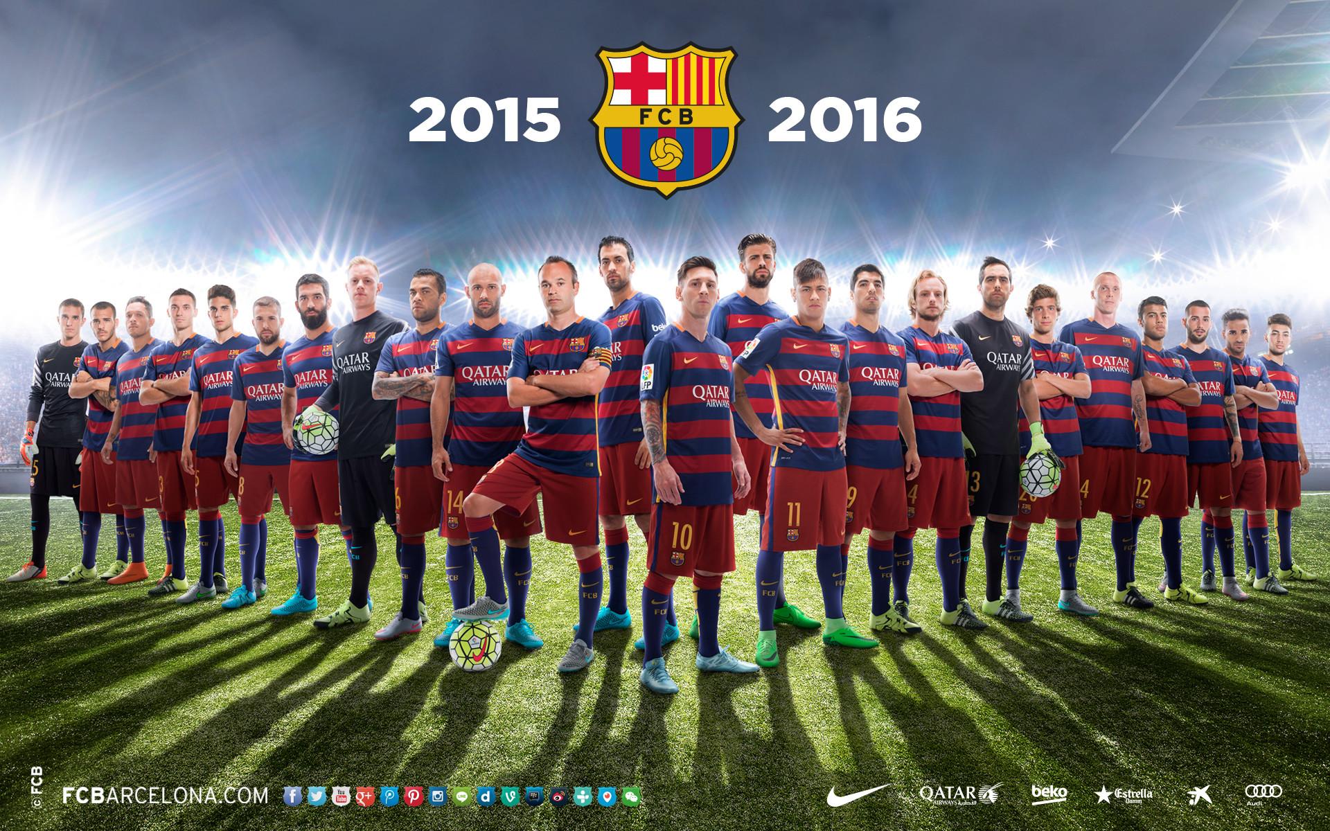 Free FC Barcelona Backgrounds.