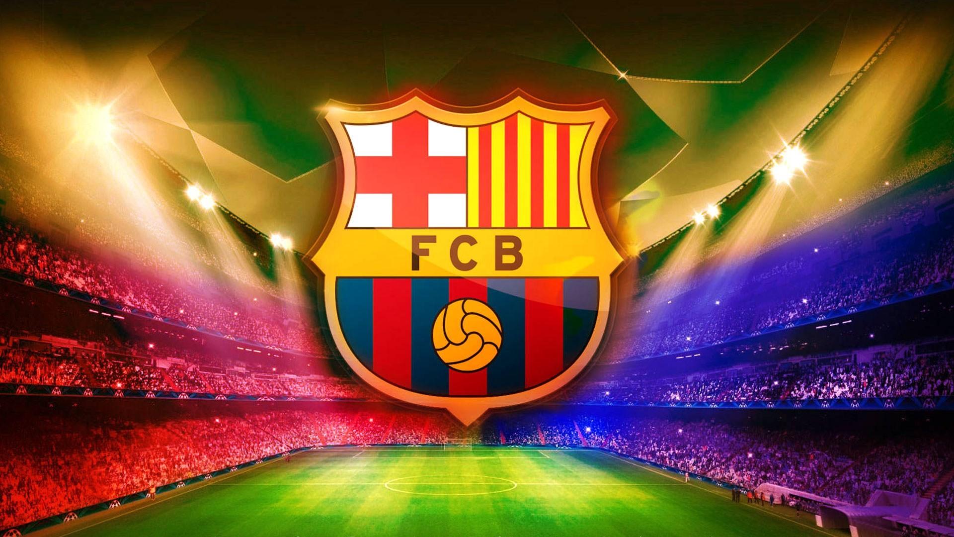 fc barcelona logo desktop wallpaper images