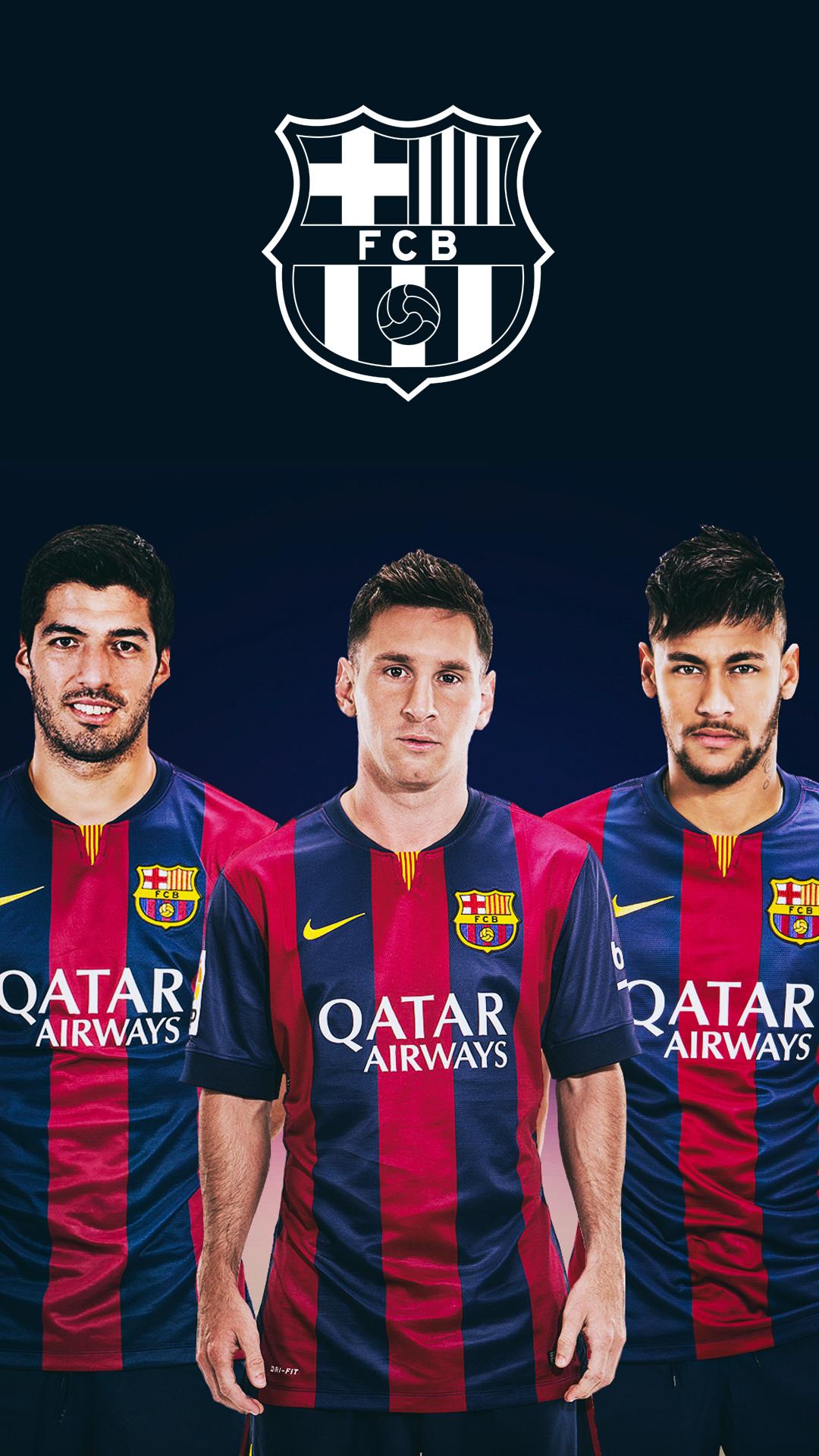 … FC Barcelona phone wallpaper HD by SelvedinFCB