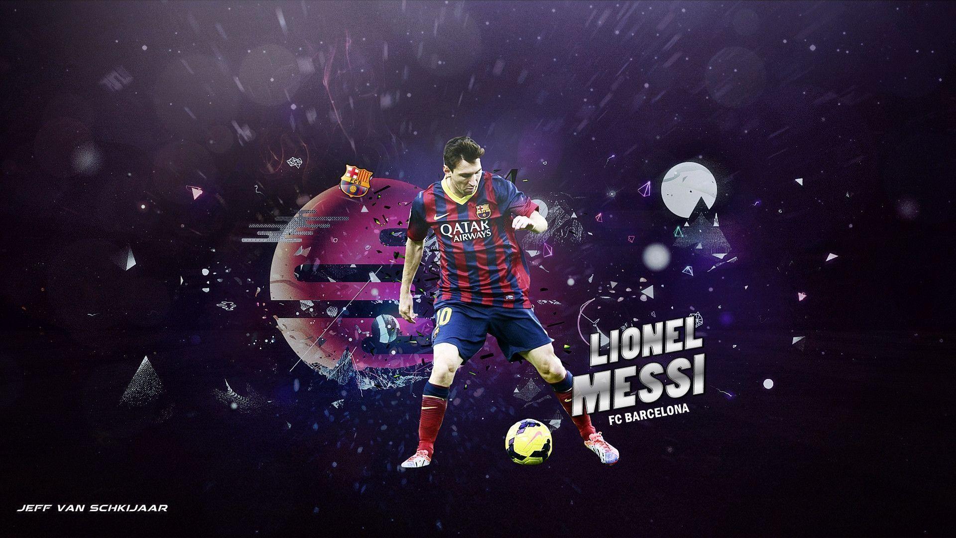 Lionel Messi FC Barcelona Wallpaper HD 2014 #4   Football .