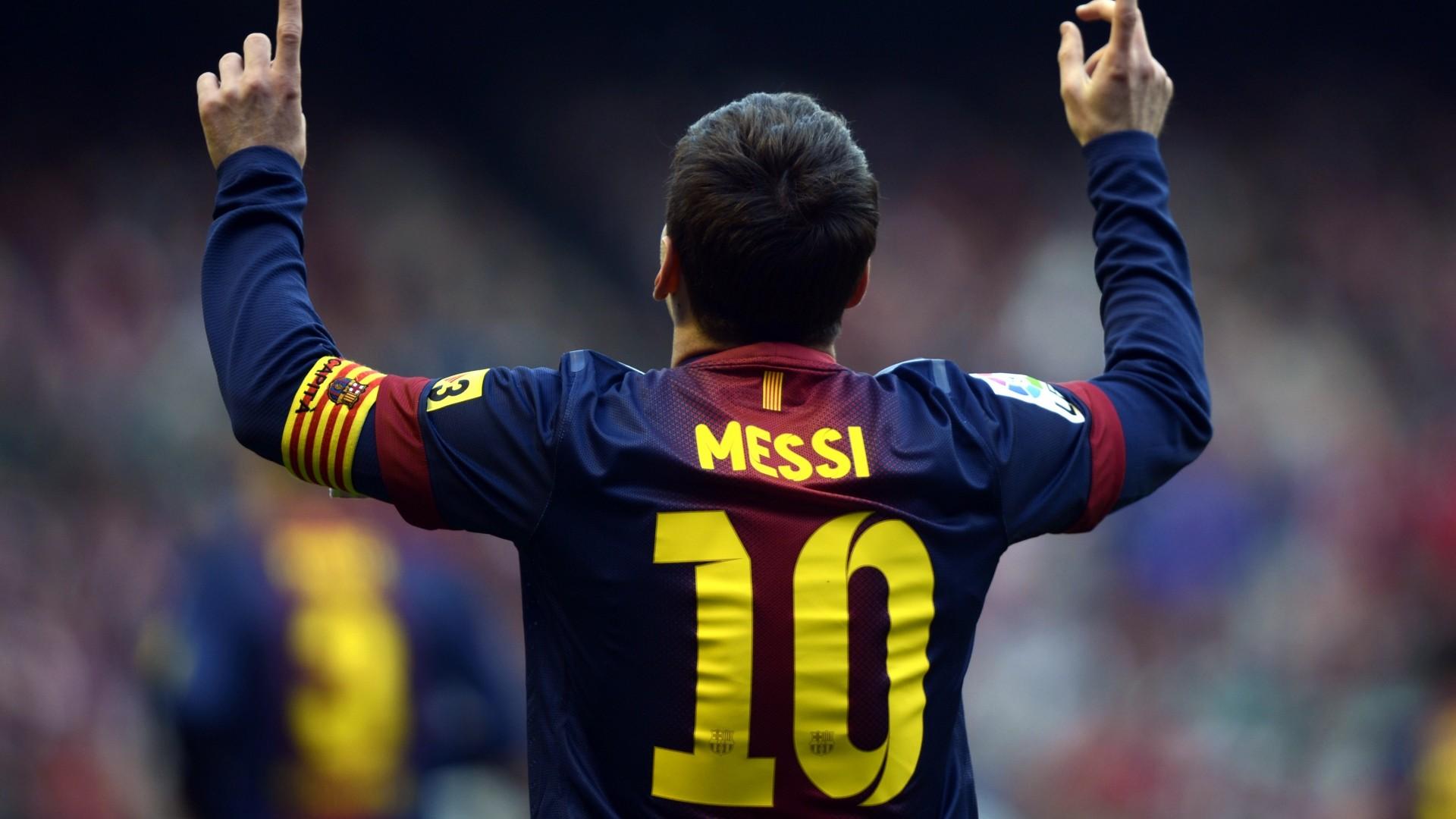Lionel Messi, FC Barcelona wallpaper:
