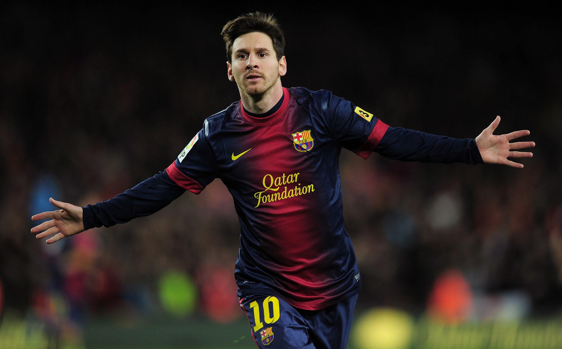 Fc Barcelona 2014 Messi