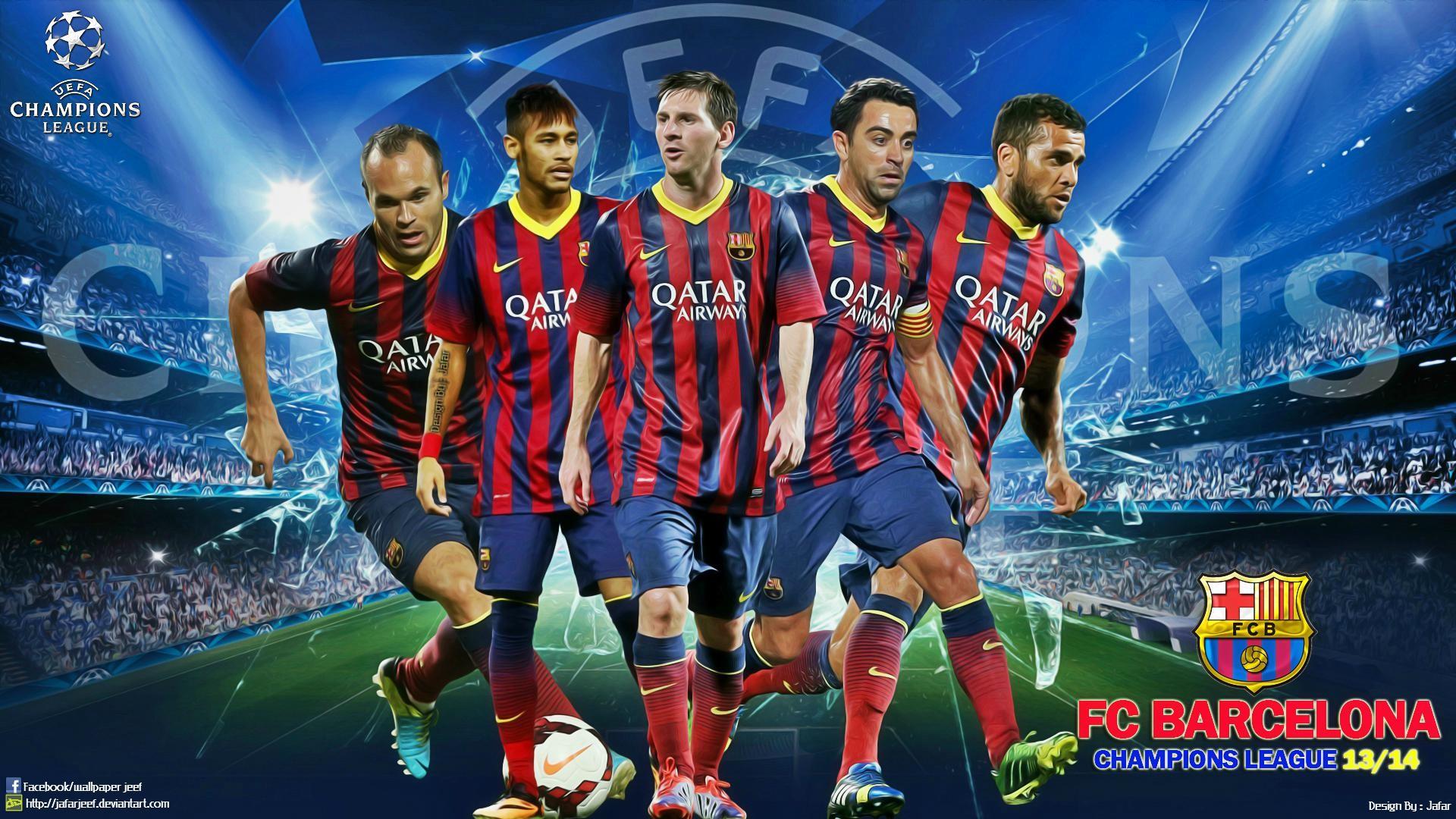 FC Barcelona Wallpaper HD 2015 – WallpaperSafari