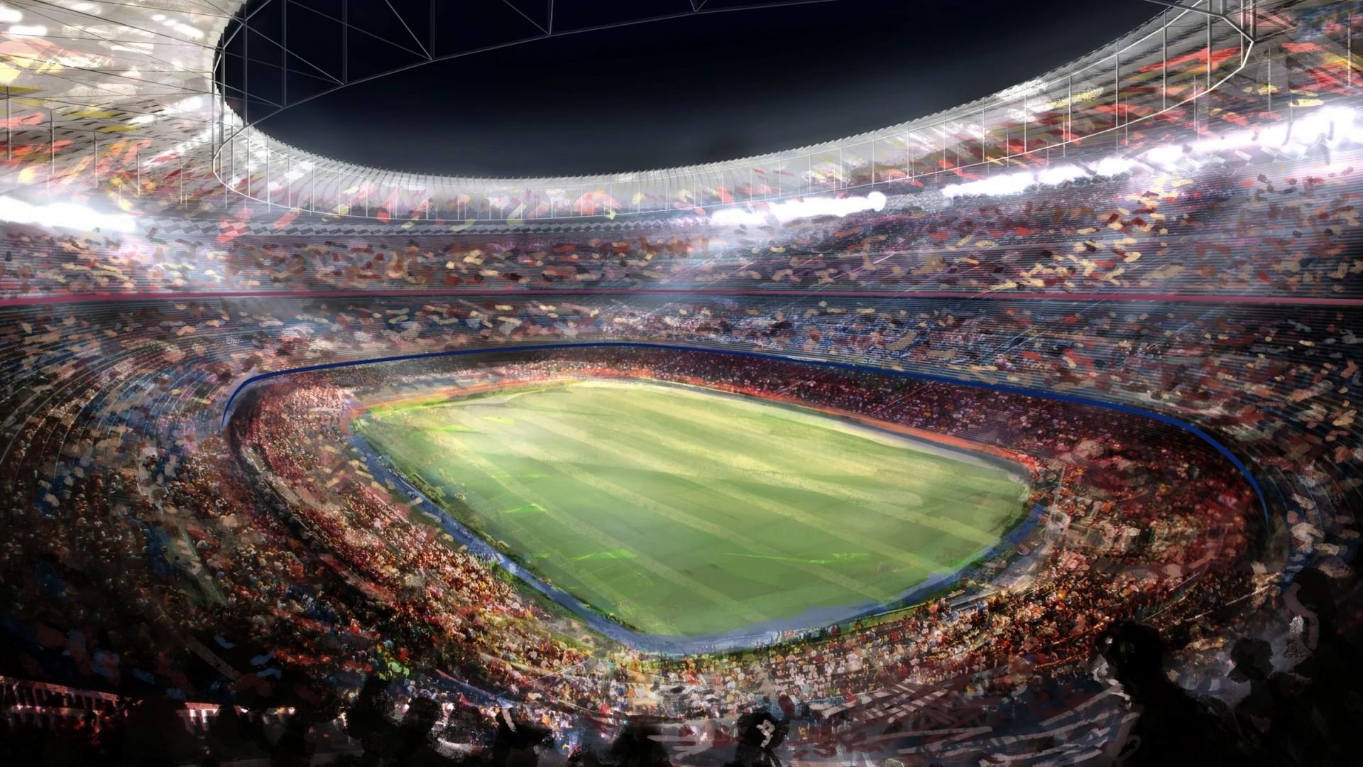 Football Stadium Hd Wallpapers | Hd Wallpapers