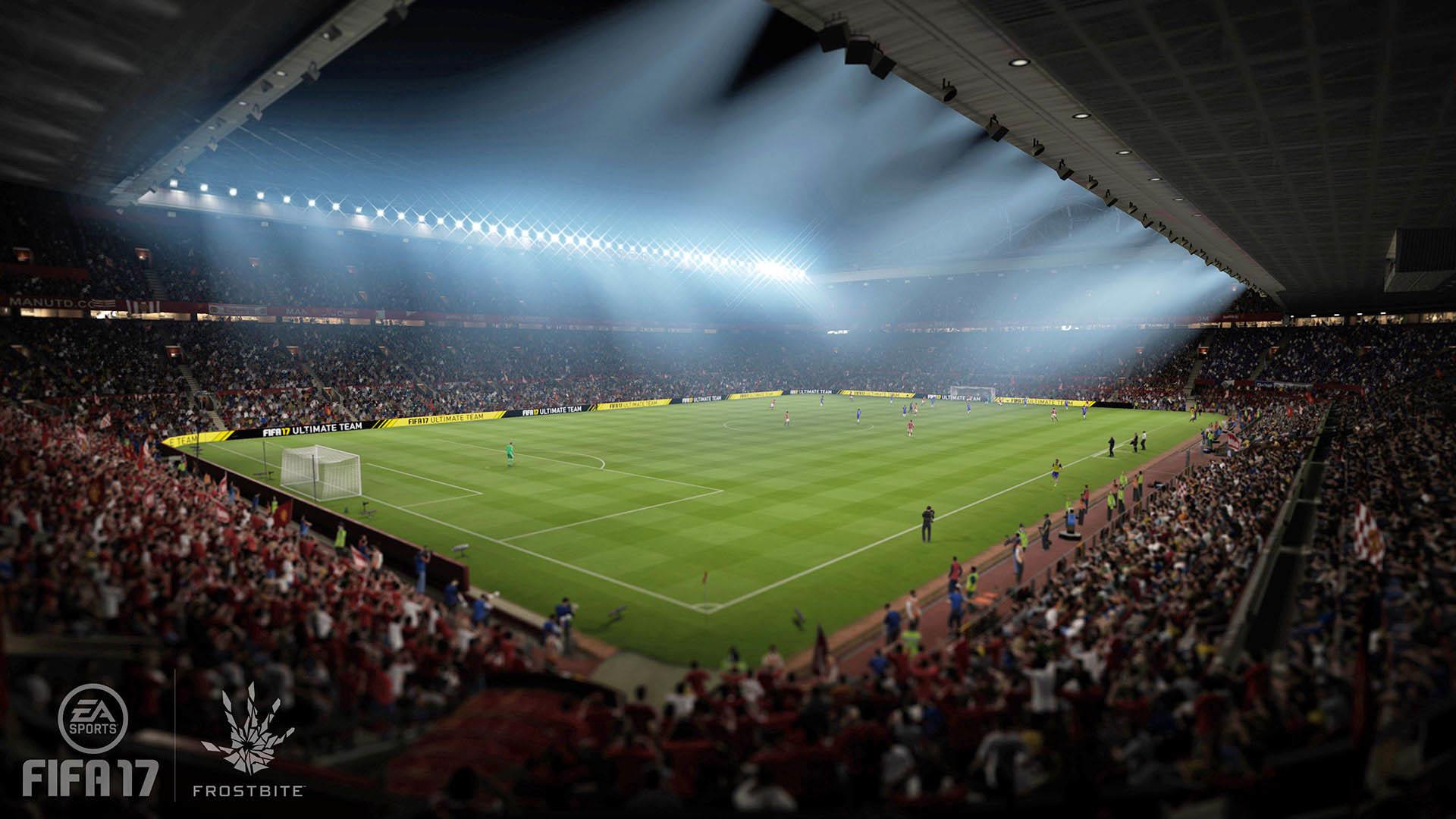 FIFA 17 Stadium – Frostbite wallpaper