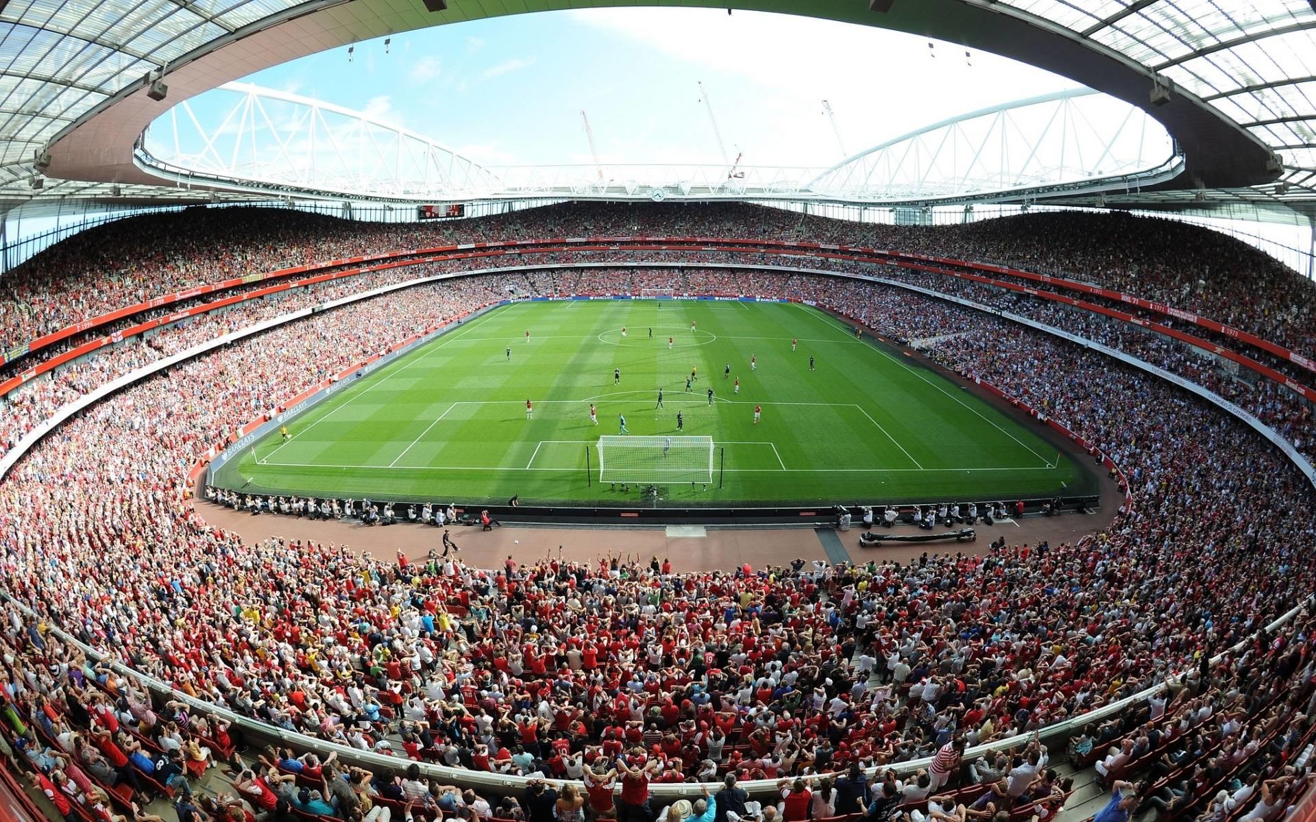 Wallpaper emirates, stadium, emirates stadium, the field, the .