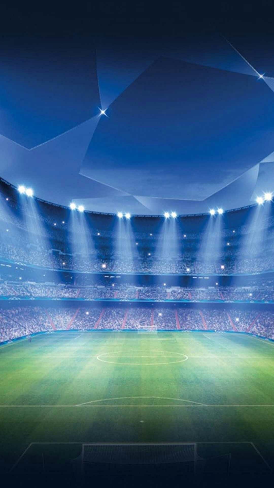 Soccer Stadium Wallpaper