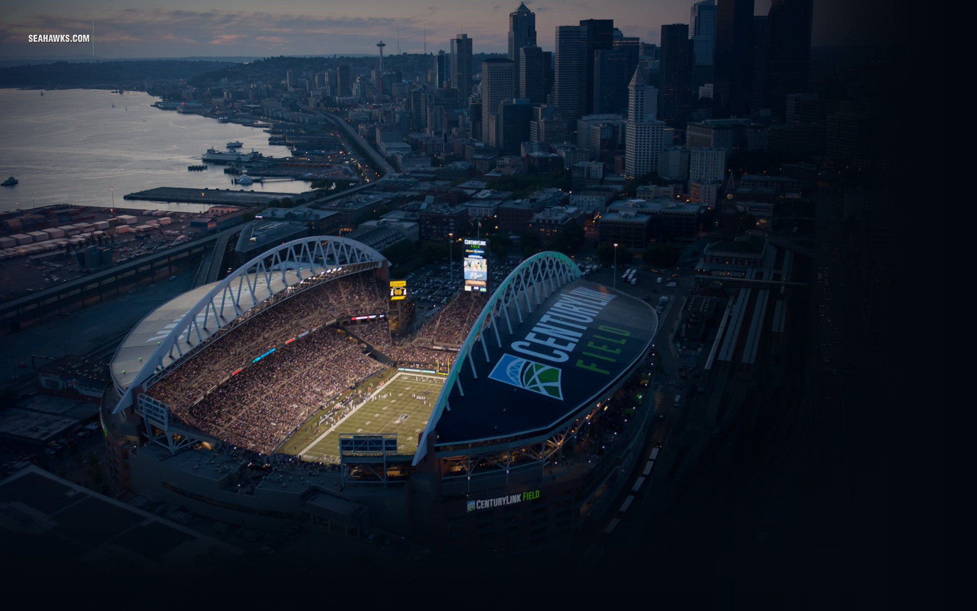 Seattle Seahawk Stadium Wallpaper Backgounds.
