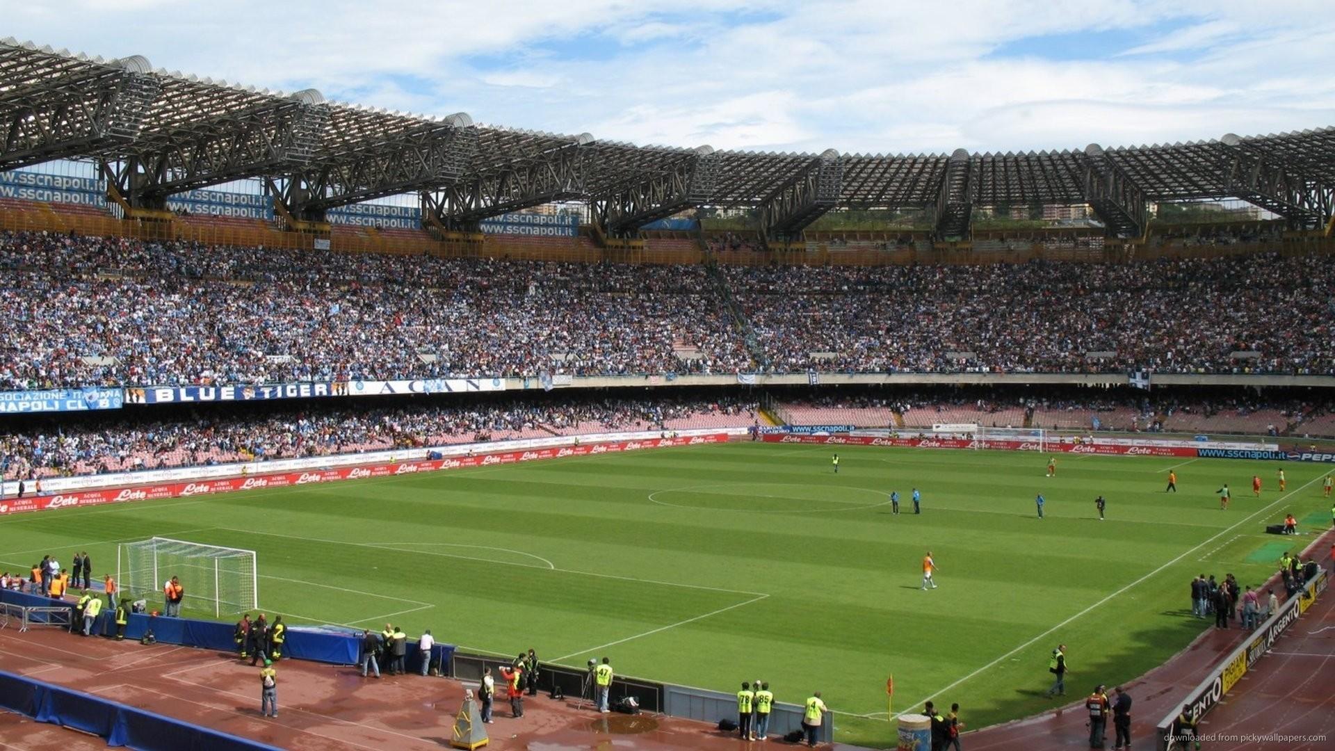 Napoli stadium picture