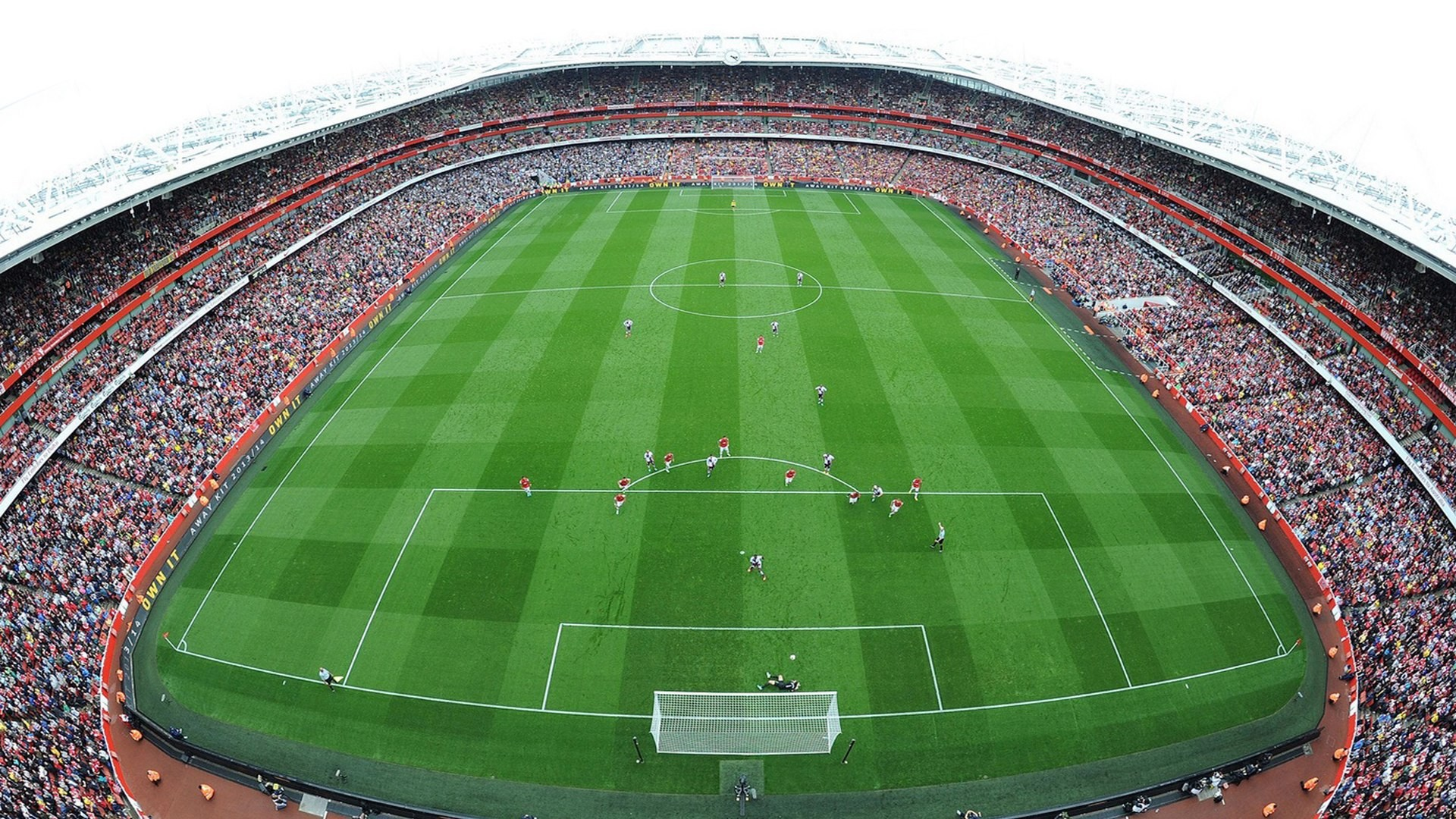 Emirates Stadium – Arsenal FC wallpapers and images – wallpapers .