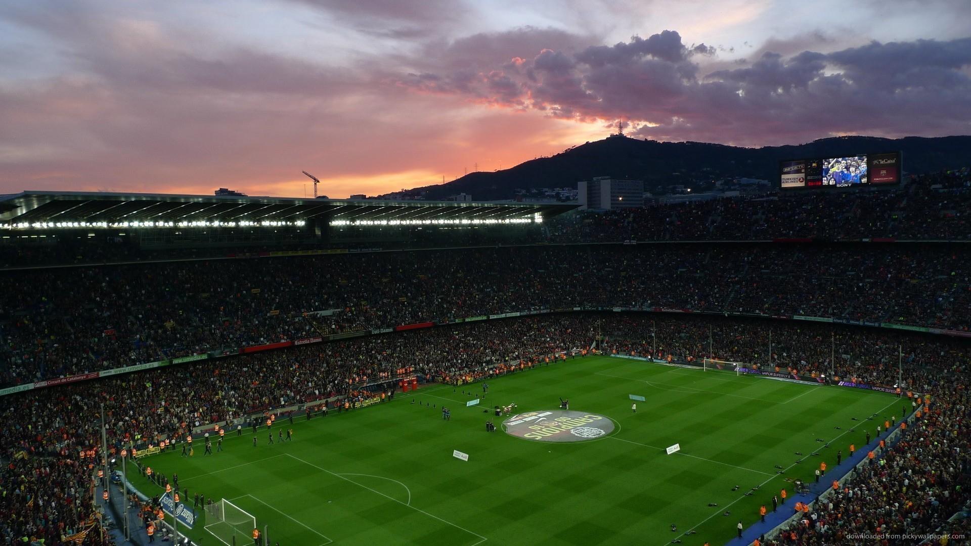 Camp Nou Stadium picture