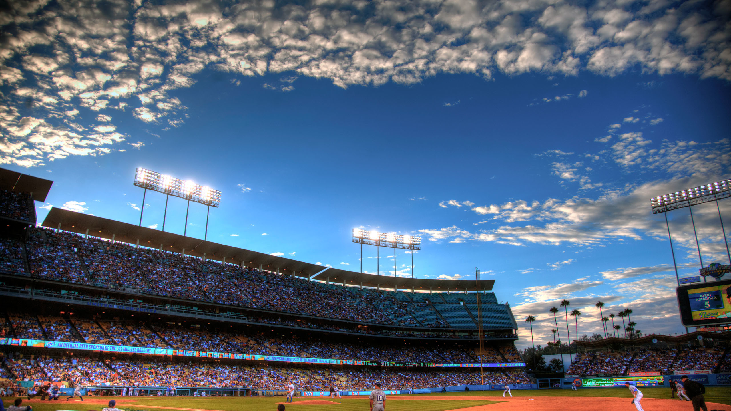 6 HD Los Angeles Dodgers Wallpapers