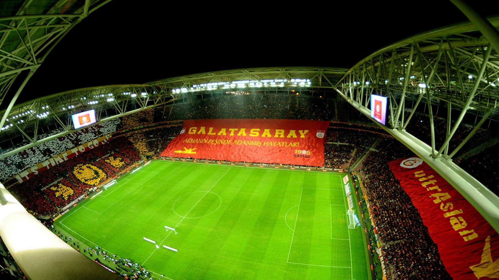 Galatasaray S.K., Soccer, Turkey, Stadium Wallpapers HD / Desktop and  Mobile Backgrounds
