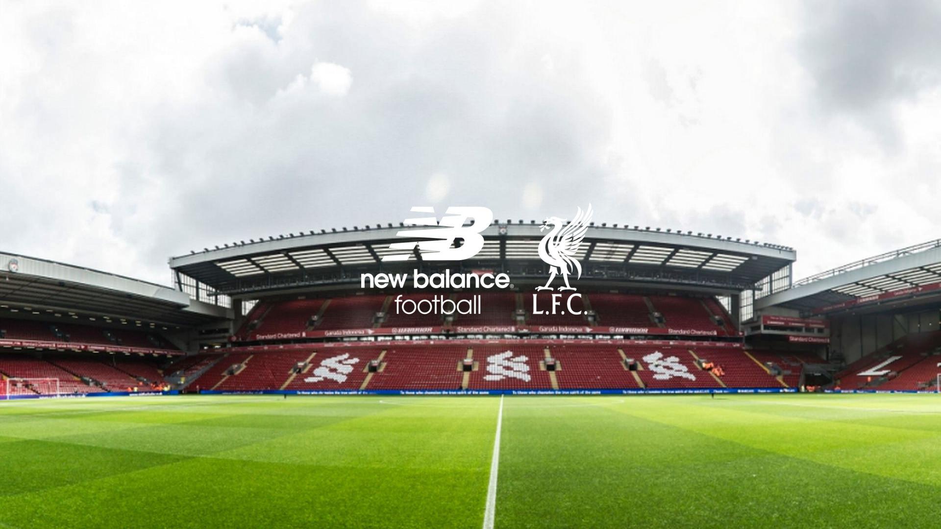 Anfield Liverpool Stadium LFC Wallpaper