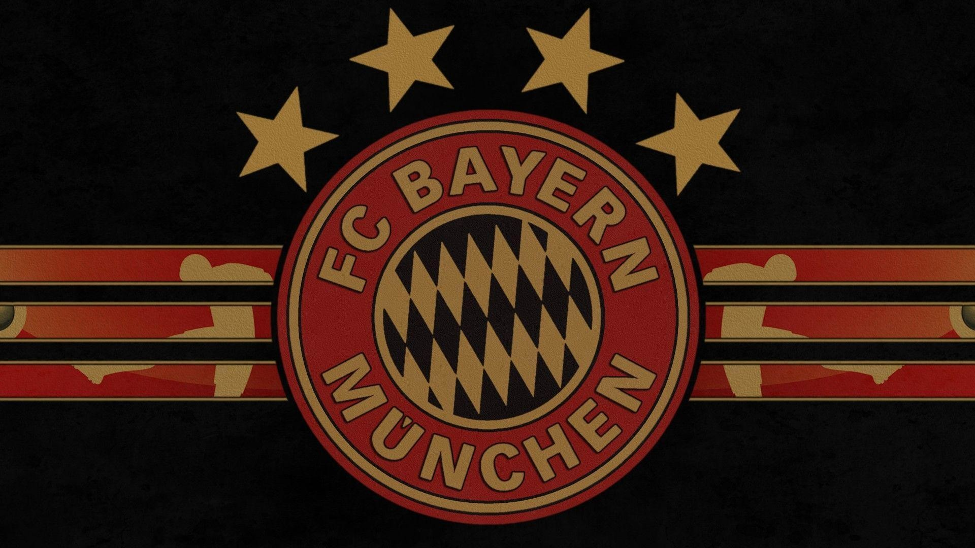 FC Bayern Munich Logo Football HD Wallpaper   Football HD Wallpapers