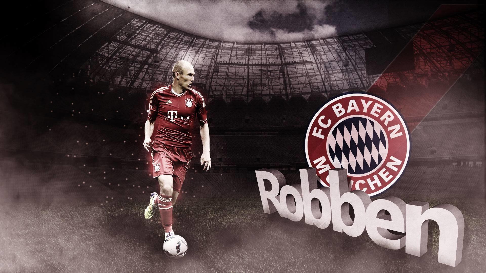 Robben Bayern Munich Wallpaper Robben Bayern Munich Wallpaper – Football HD  Wallpapers