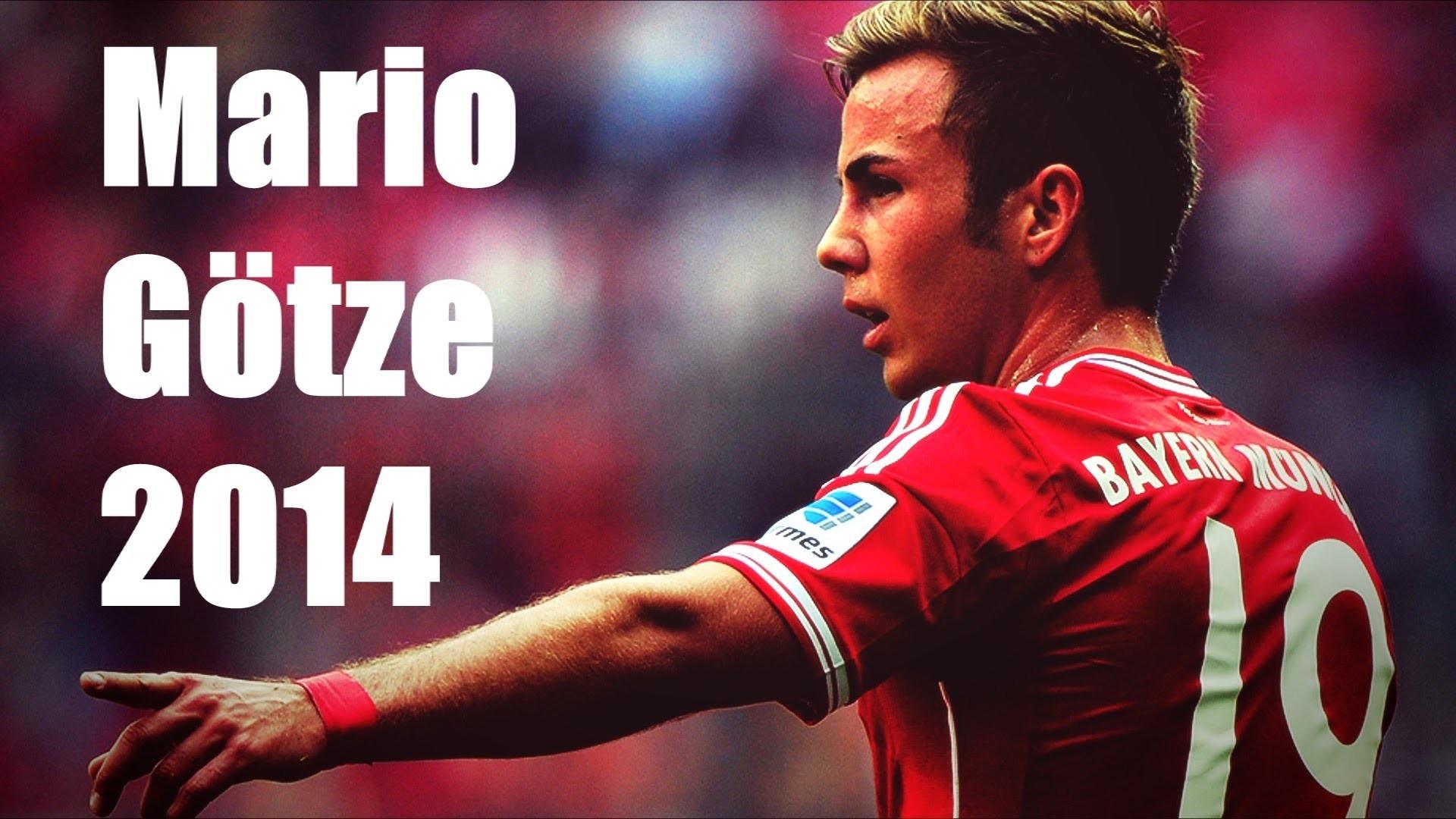 Bayern Munich Player Mario Gotze Picture