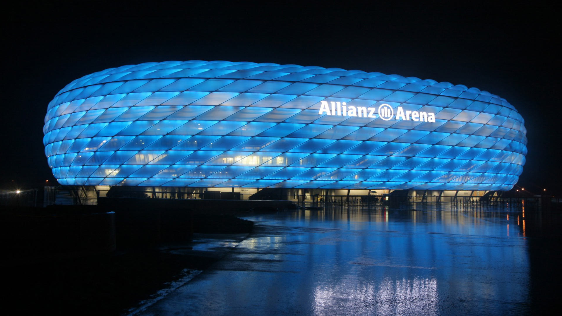 Bayern Munich Allianz Arena Wallpapers