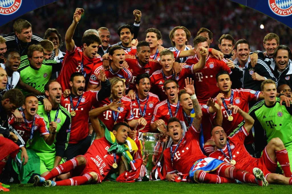 football uefa champions league bayern munich wembley champion bayern munchen  uefa champions league thechampions