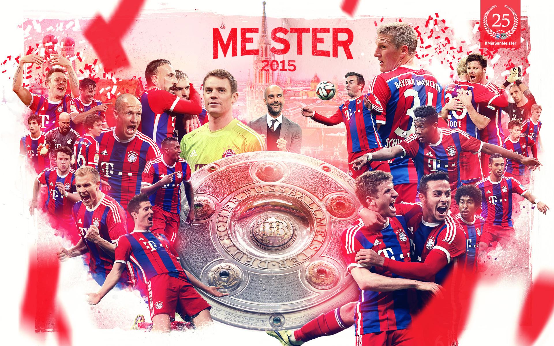 FC-Bayern-Munchen-2015-Bundesliga-Champions-Meisterschaft