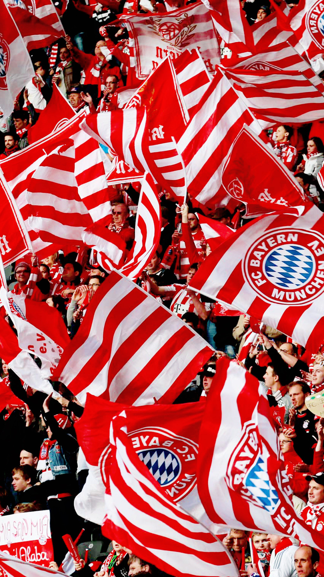 Fc Bayern Hd Wallpapers for iPhone