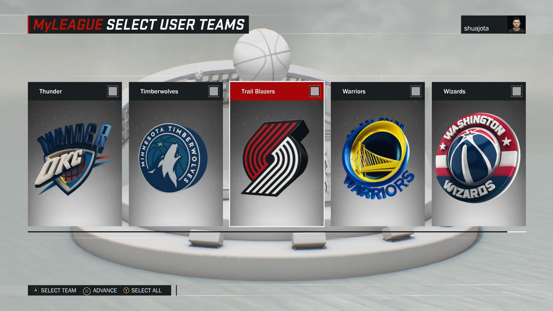NBA 2018 3D Logos