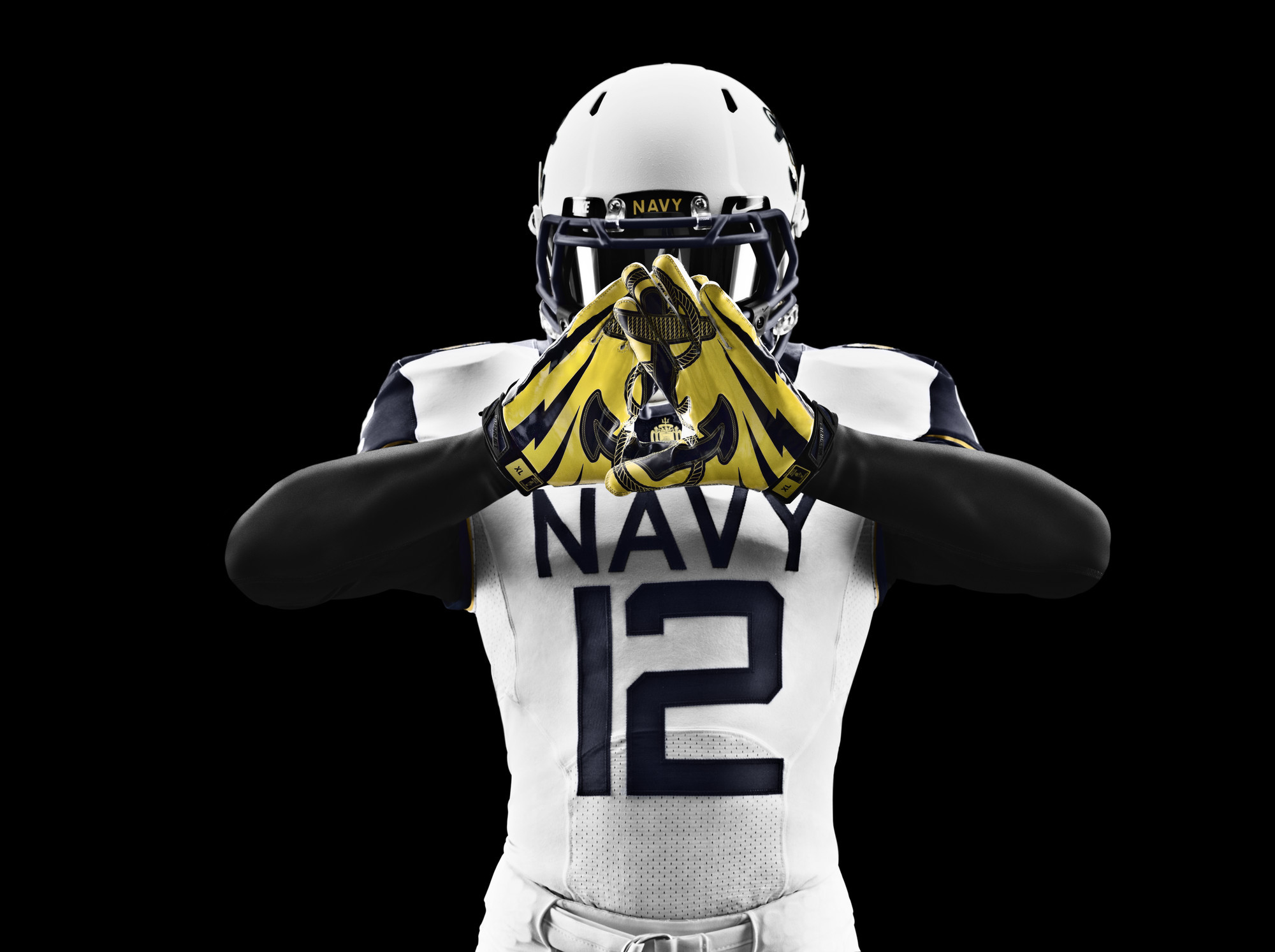 Nike Rolls Out New Army and Navy Football Uniforms