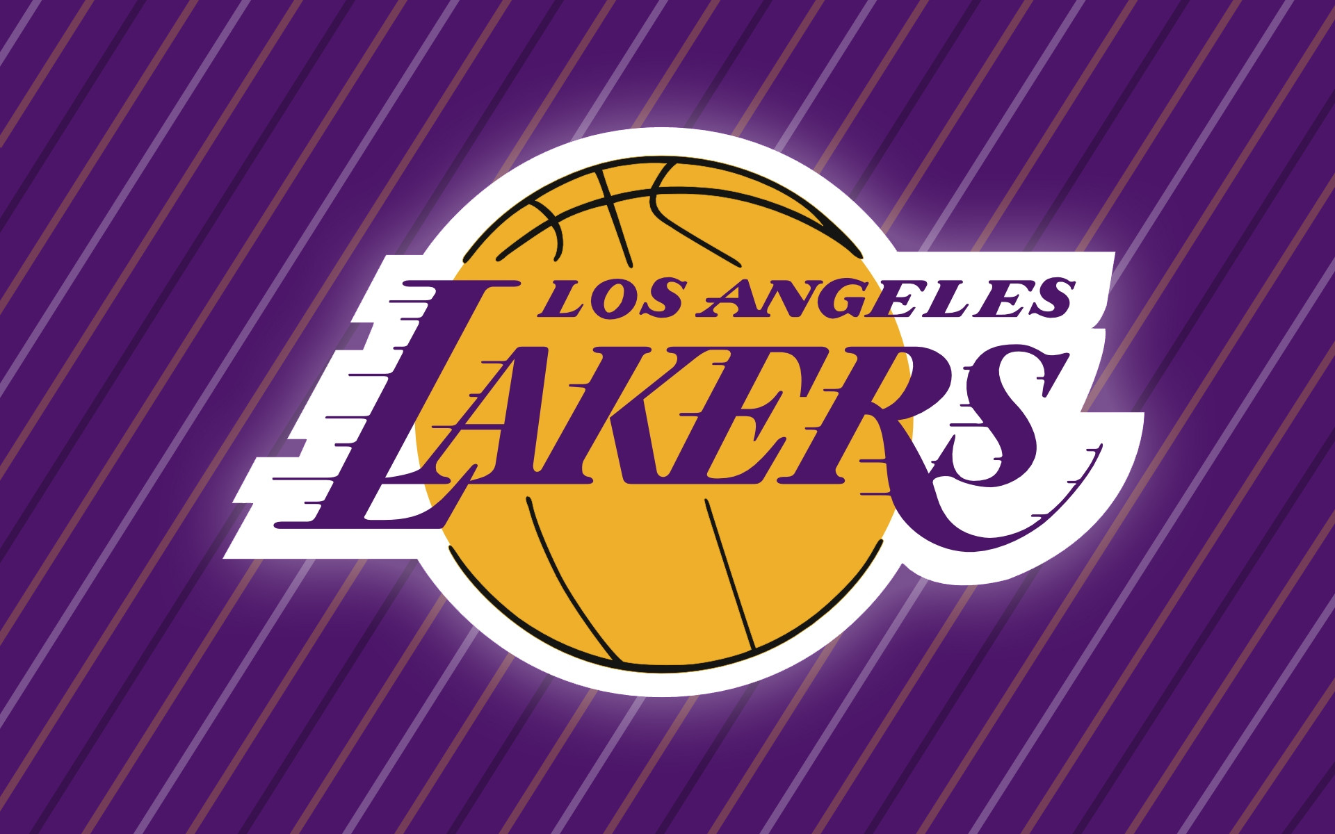 Home > Sports HD Wallpapers > Lakers Wallpaper, Logo