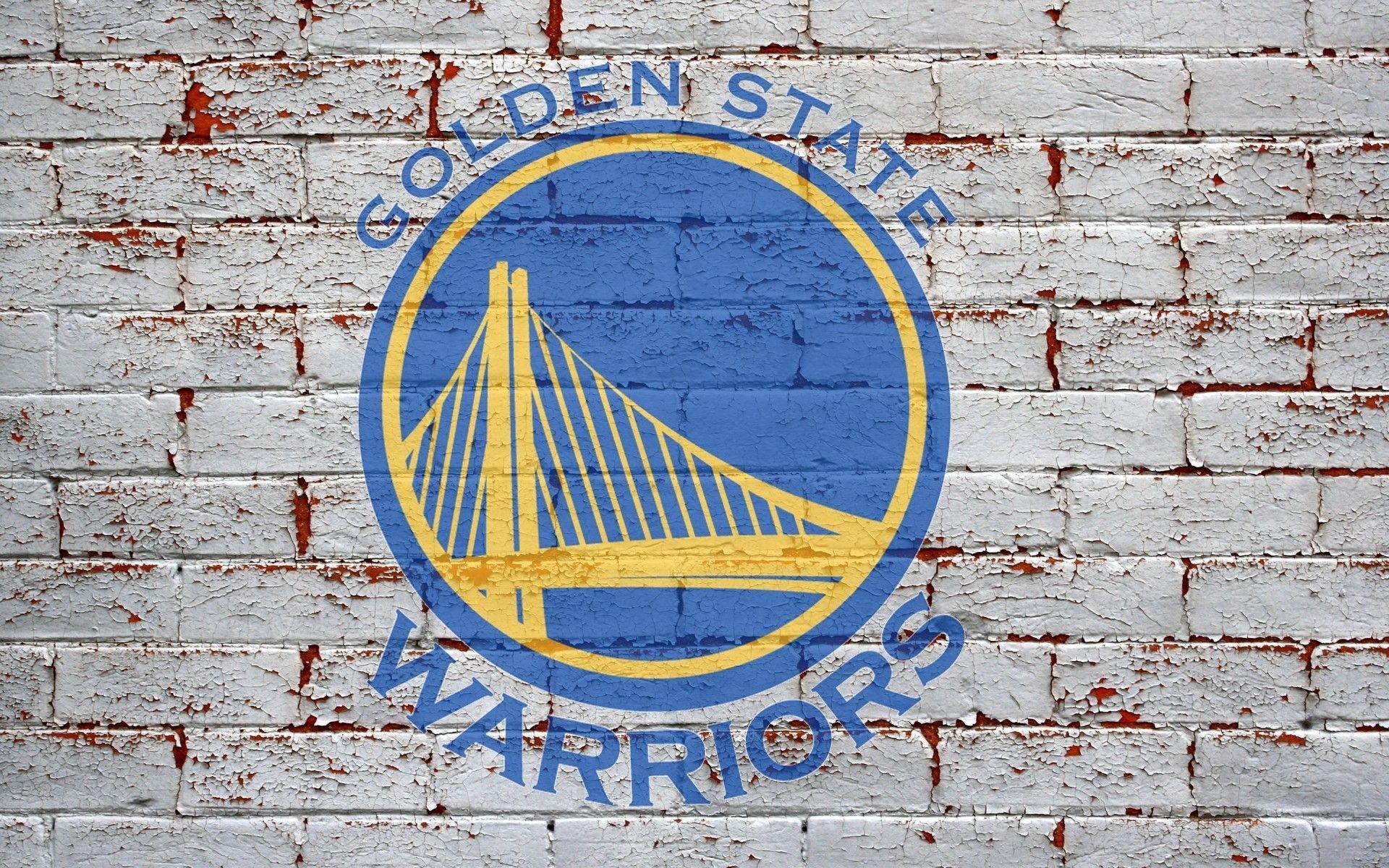 Nba Latest Brick Logo Warriors Golden State : Full HD desktop .