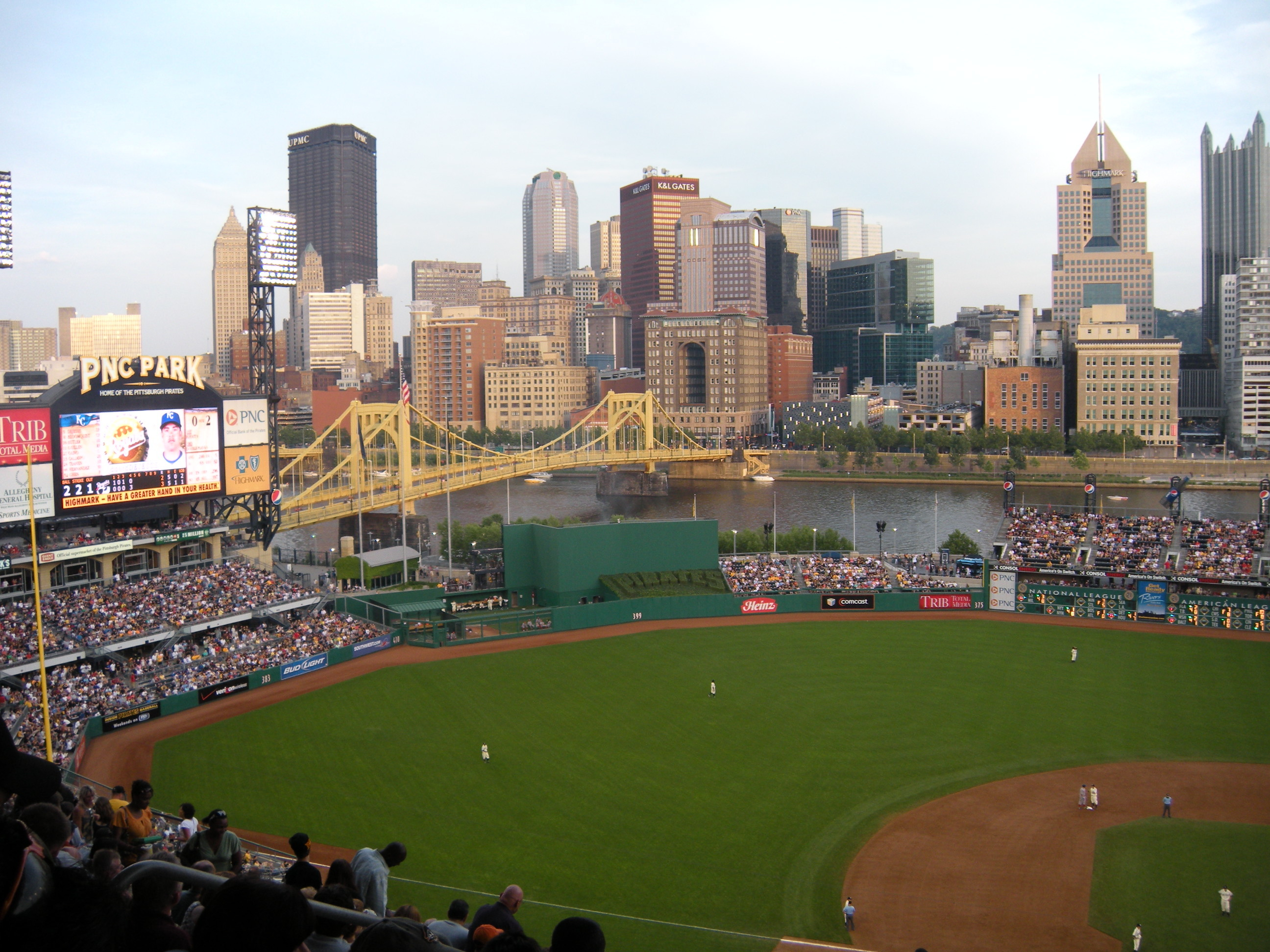 Pittsburgh Pirates Wallpaper Collection