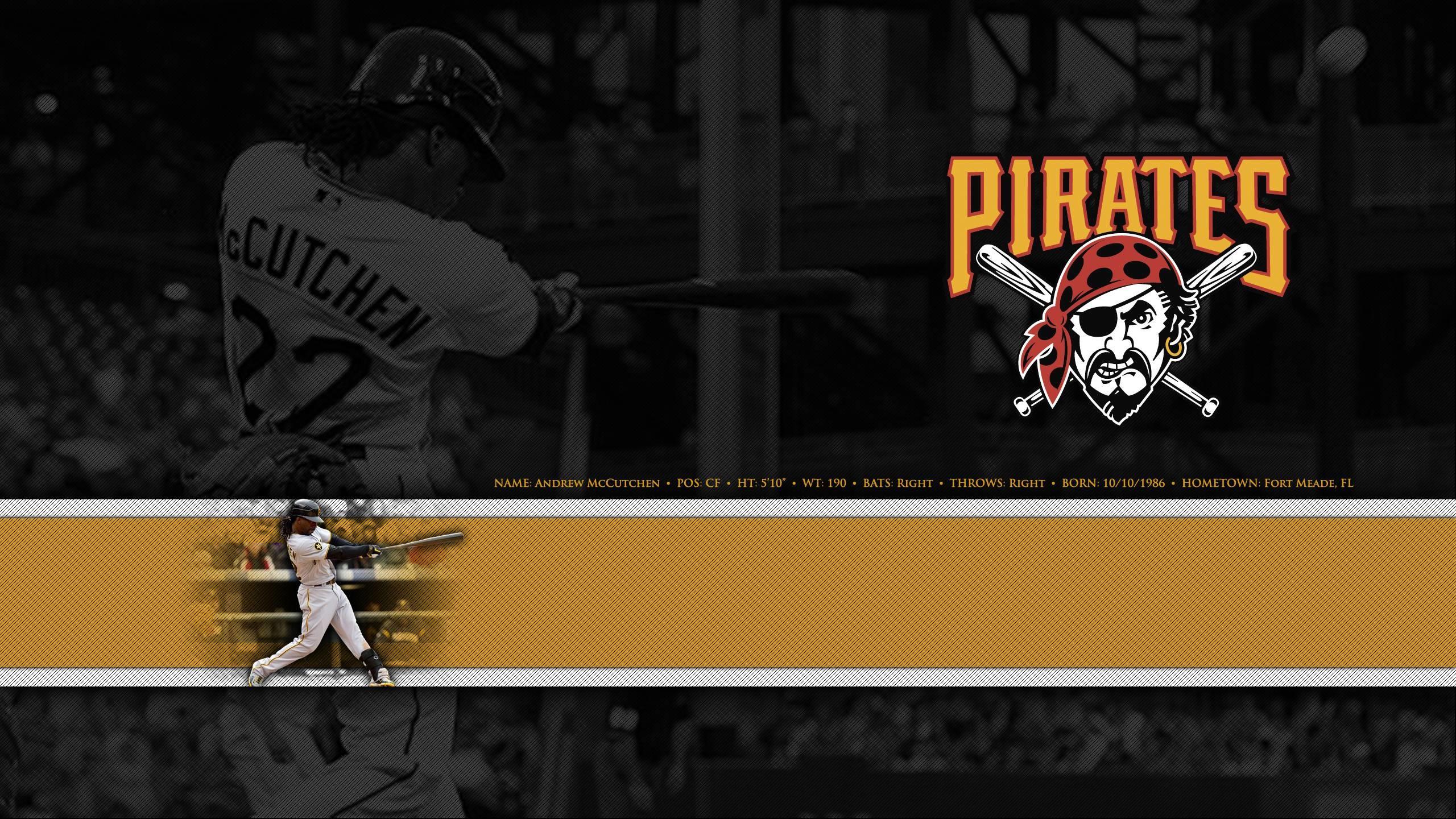Pittsburgh Pirates Desktop Background.