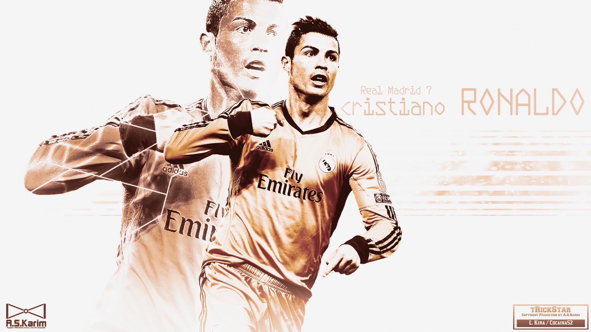 C Ronaldo 2014 Wallpaper