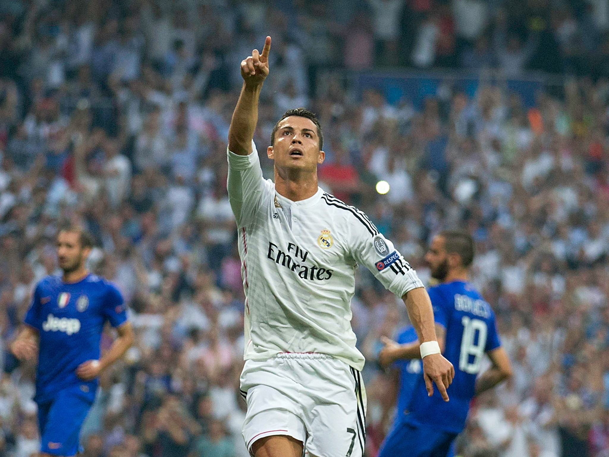 Cristiano Ronaldo to PSG: French club plotting move for Real Madrid star |  The Independent