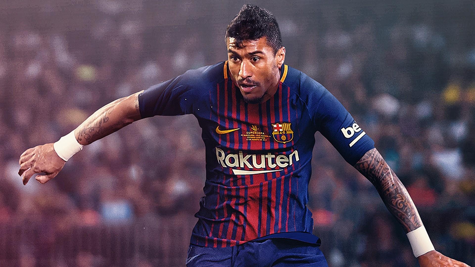 Paulinho Barcelona Wallpaper – Live Wallpaper HD