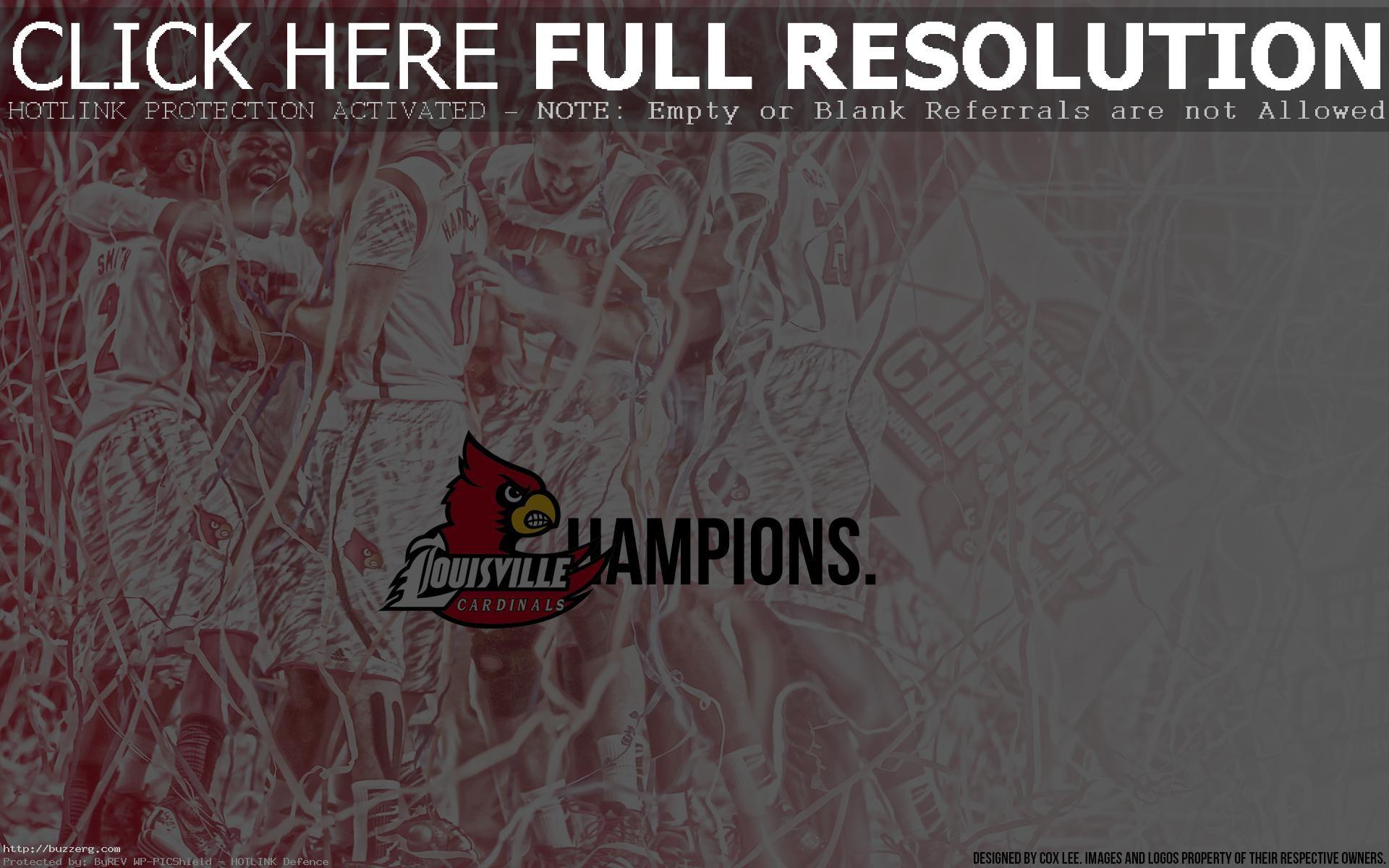 Louisville Cardinals 2013 Ncaa Champions