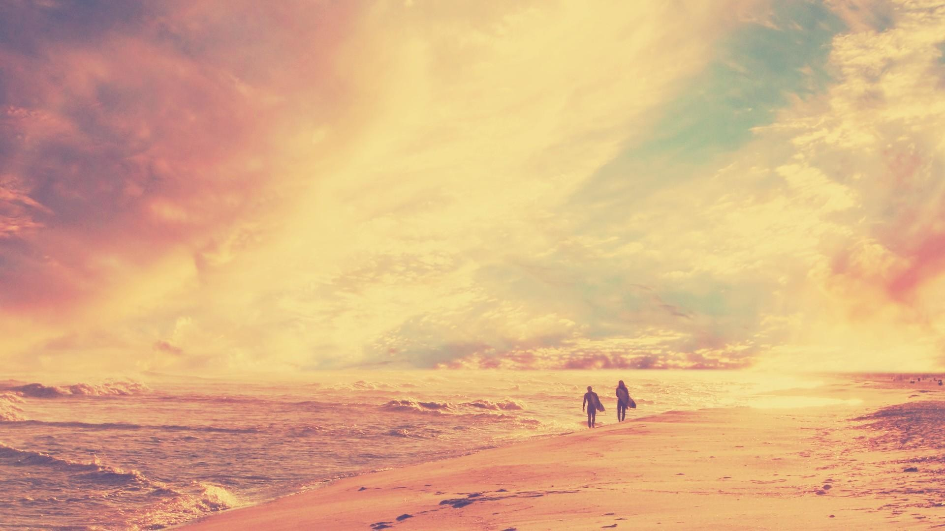 Wallpapers For > Tumblr Backgrounds Beach Surf
