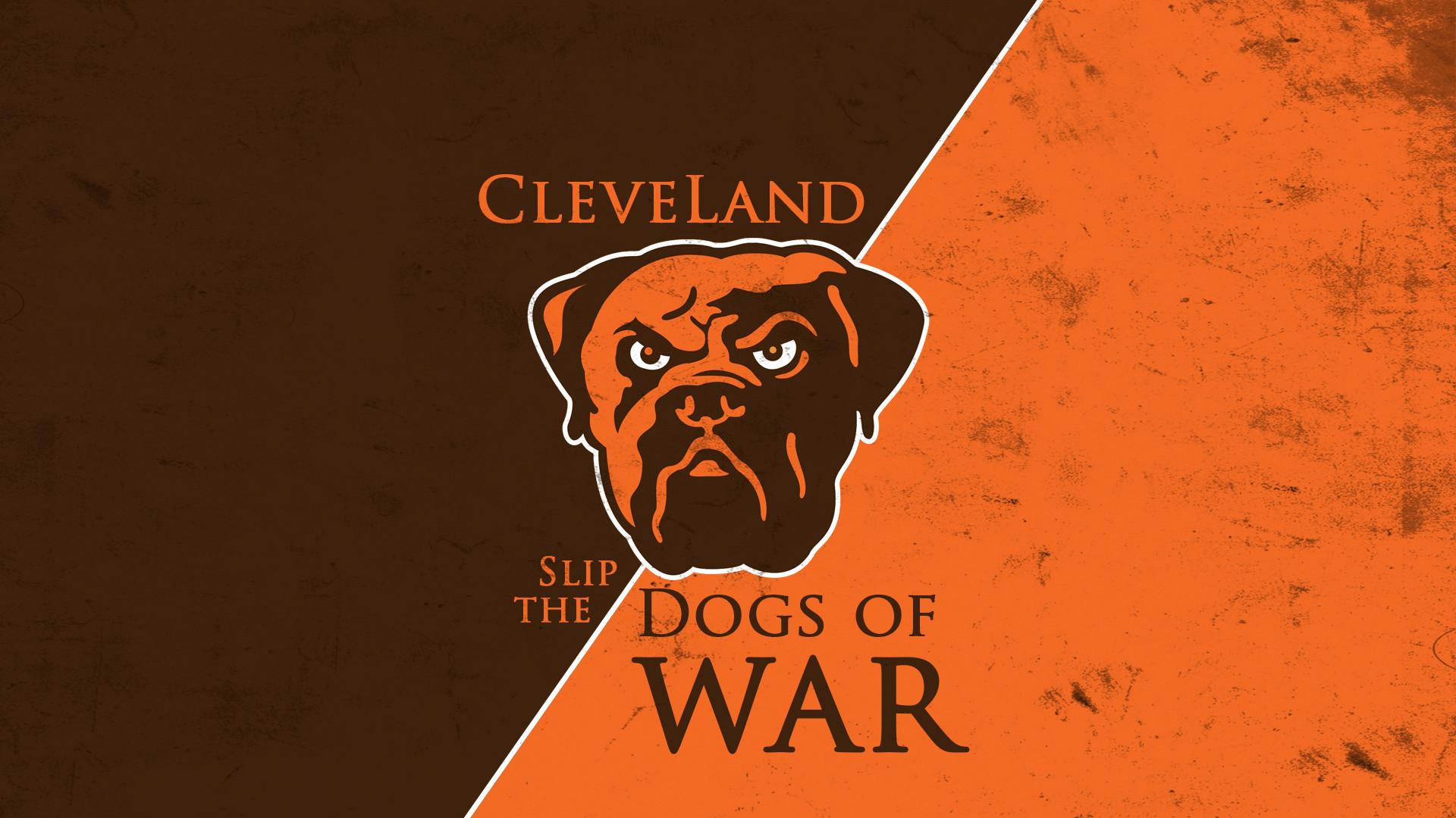Cleveland Browns Logo Desktop Wallpaper 56013