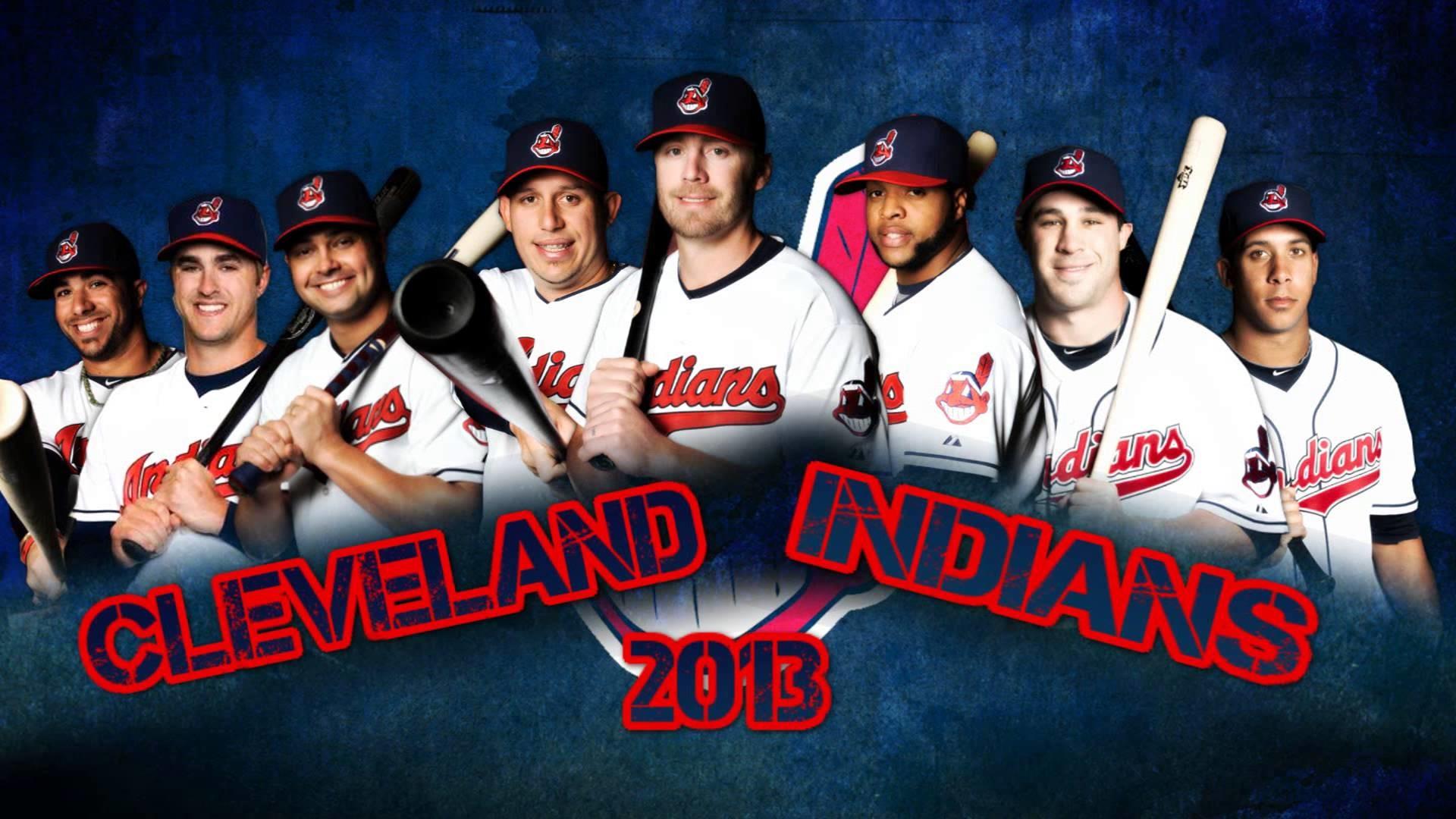 Cleveland Indians 2013 Custom Poster – YouTube