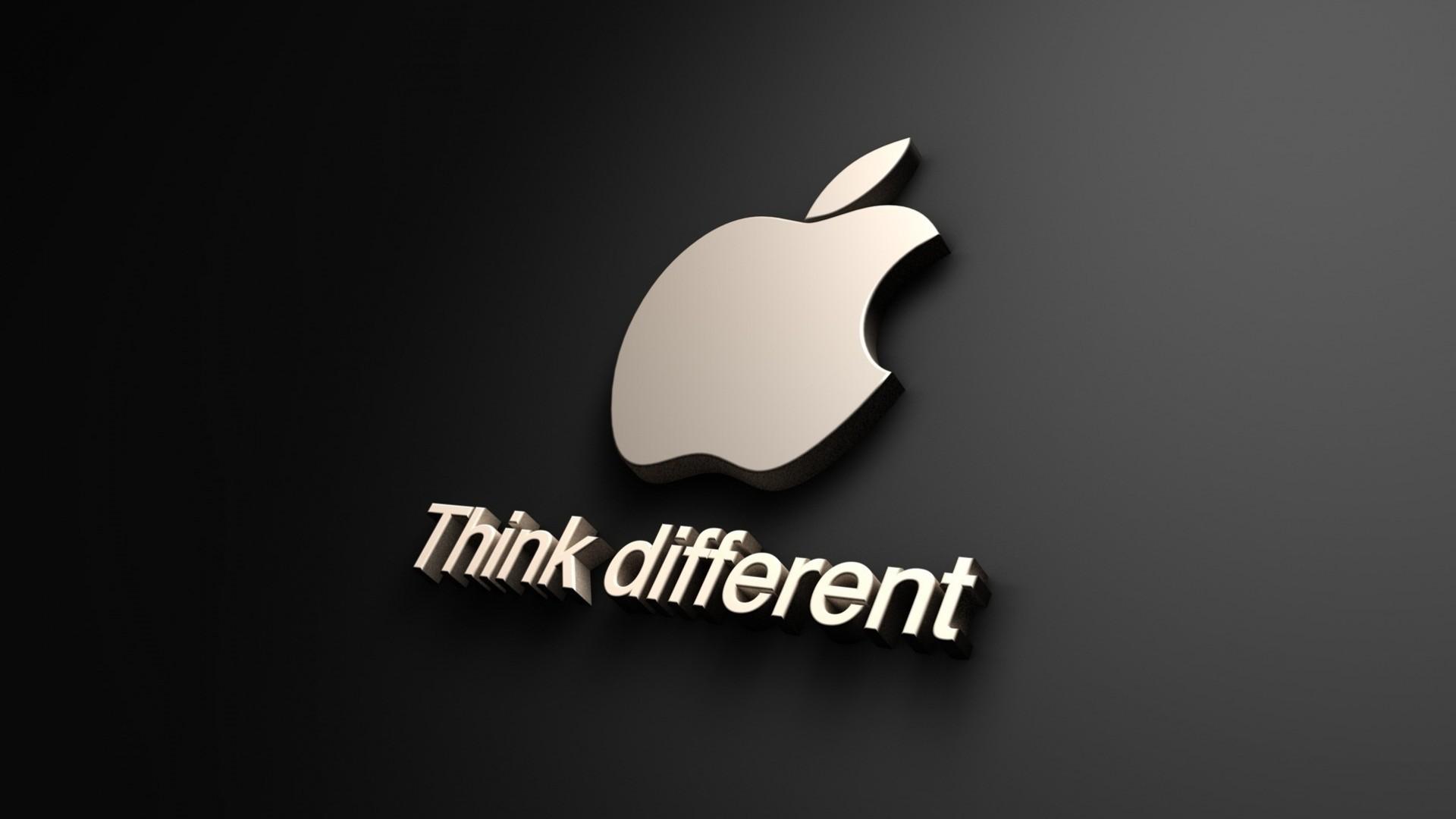 Apple-Think-Different-Logo-Wallpaper