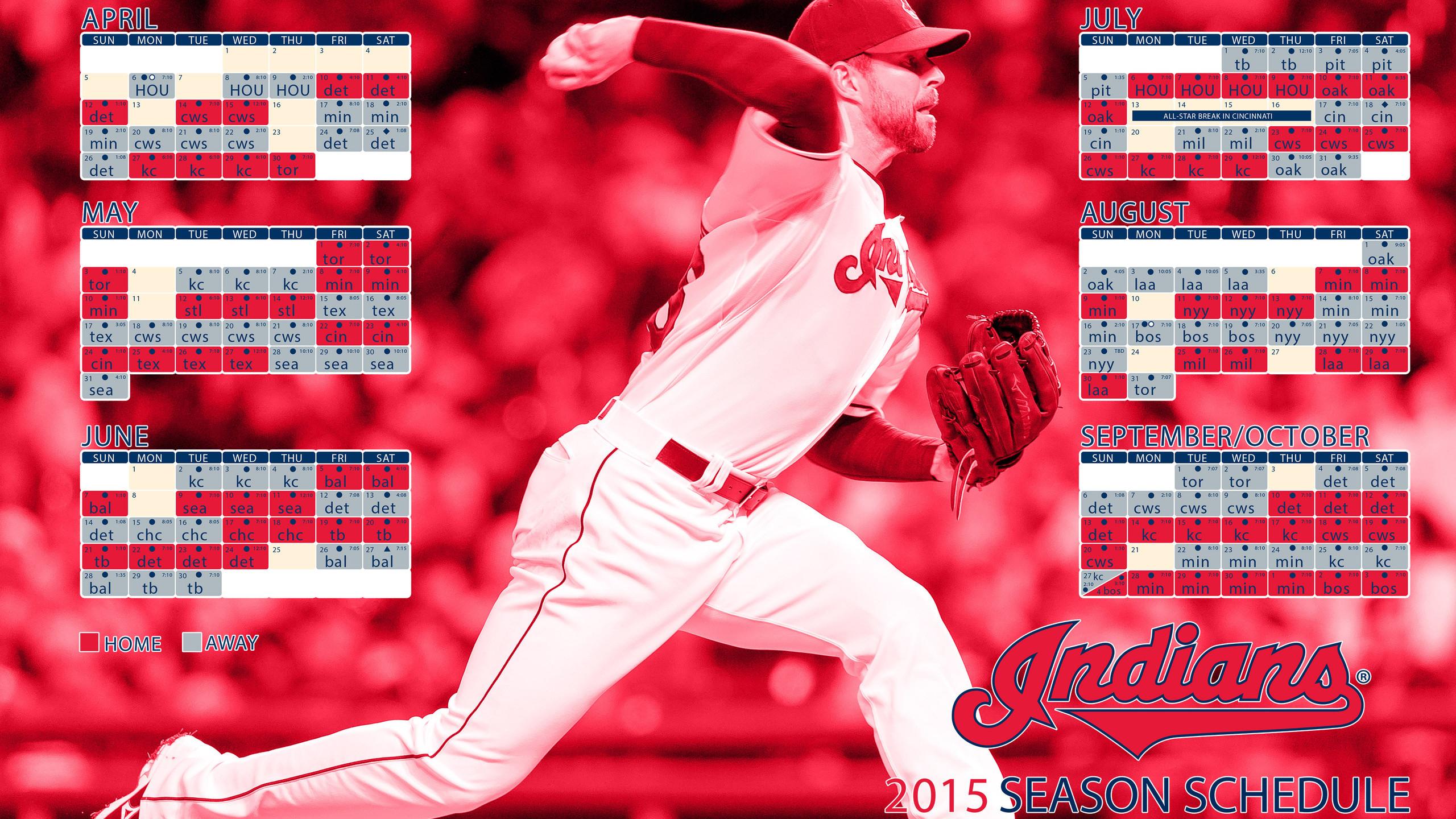 Baseball, 2015, Schedule, Cleveland Indians, Sports, Cleveland Indians Mlb  Schedule 2015