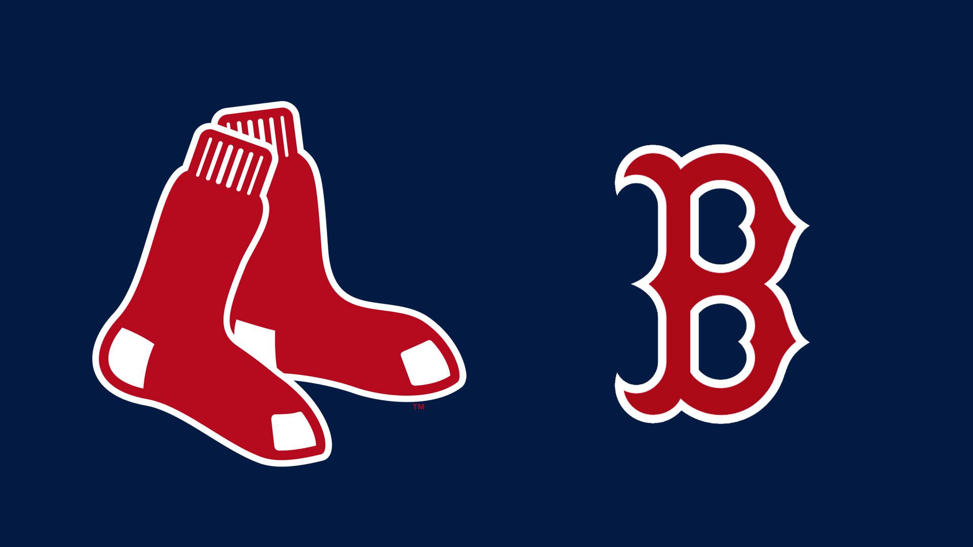 MLB Boston Red Sox Logo wallpaper