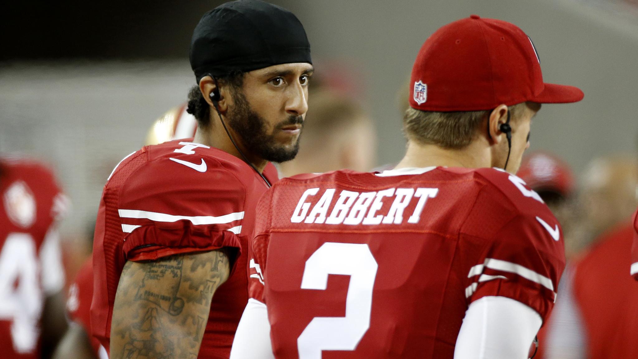 Kareem Abdul-Jabbar: Colin Kaepernick's protest is 'highly patriotic' – LA  Times