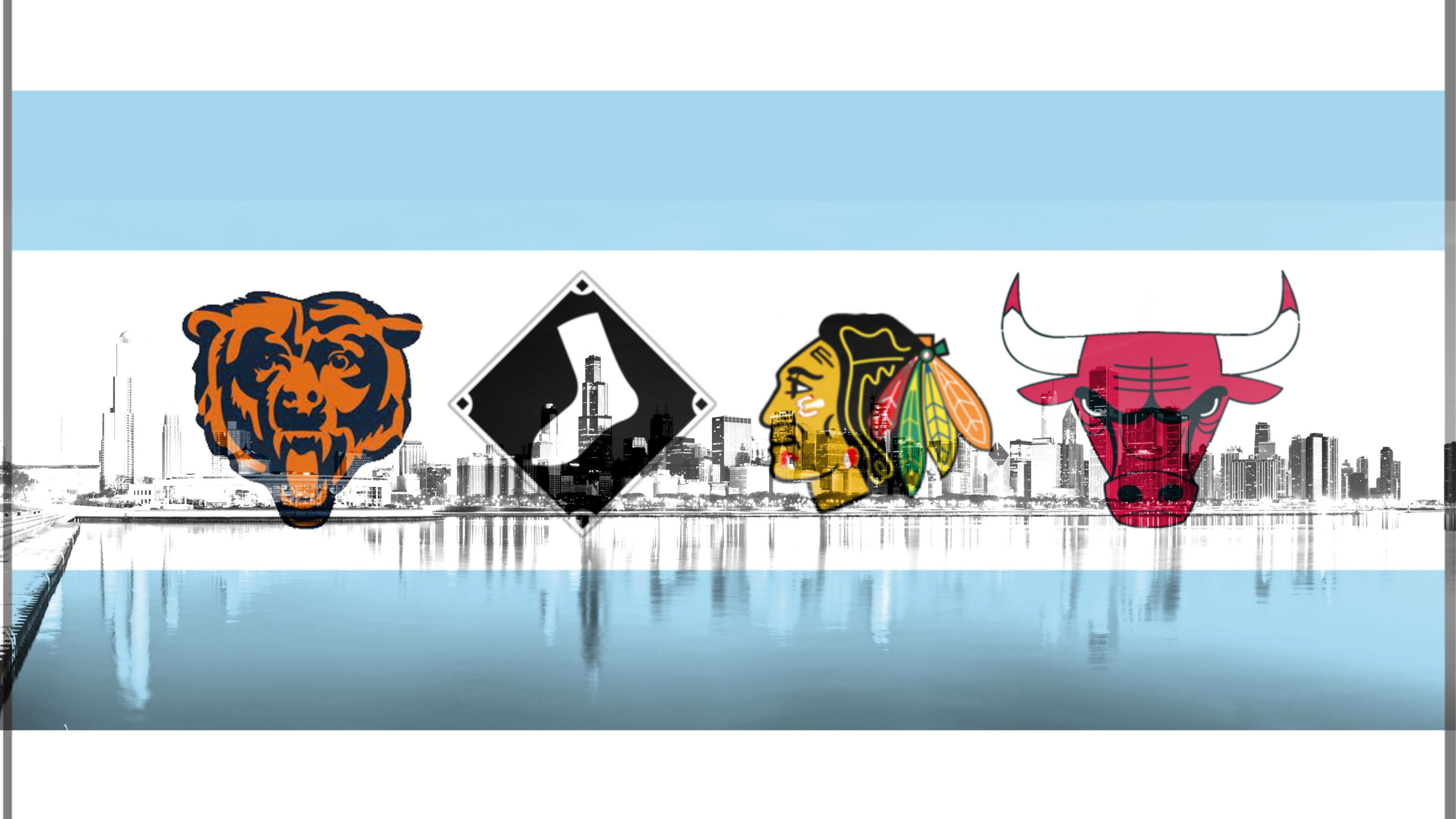 Chicago sports teams wallpaper. Chicago Sports Photos.