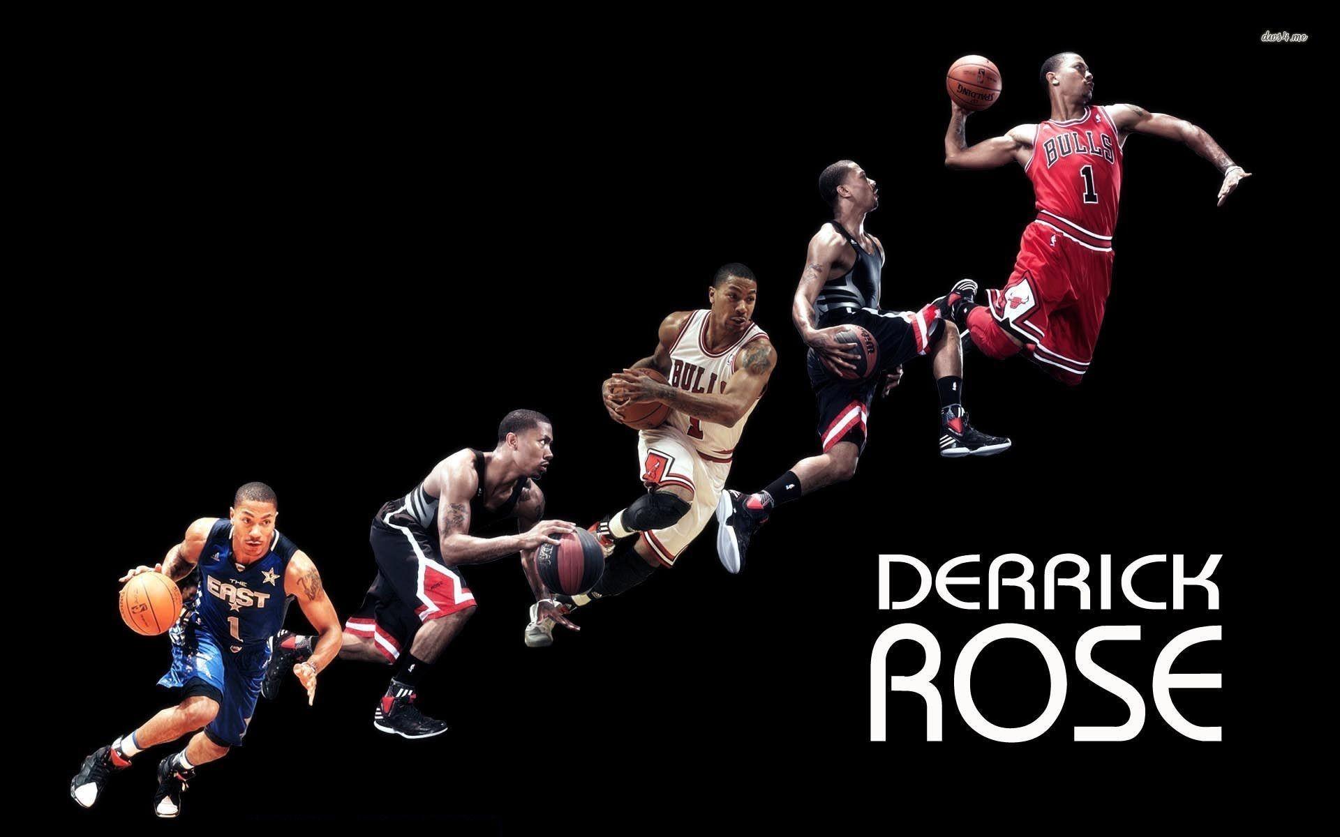 Derrick Rose, chicago bulls, basketball, nba, sport, sports .