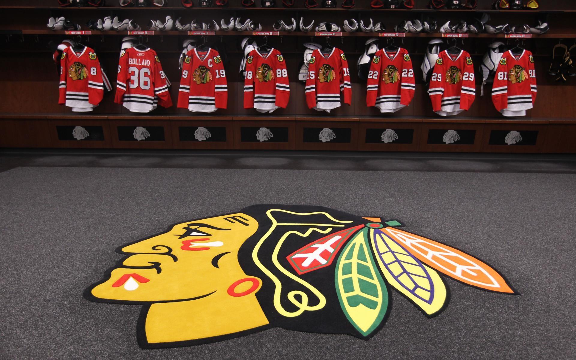 HQ Chicago Blackhawks Wallpaper.