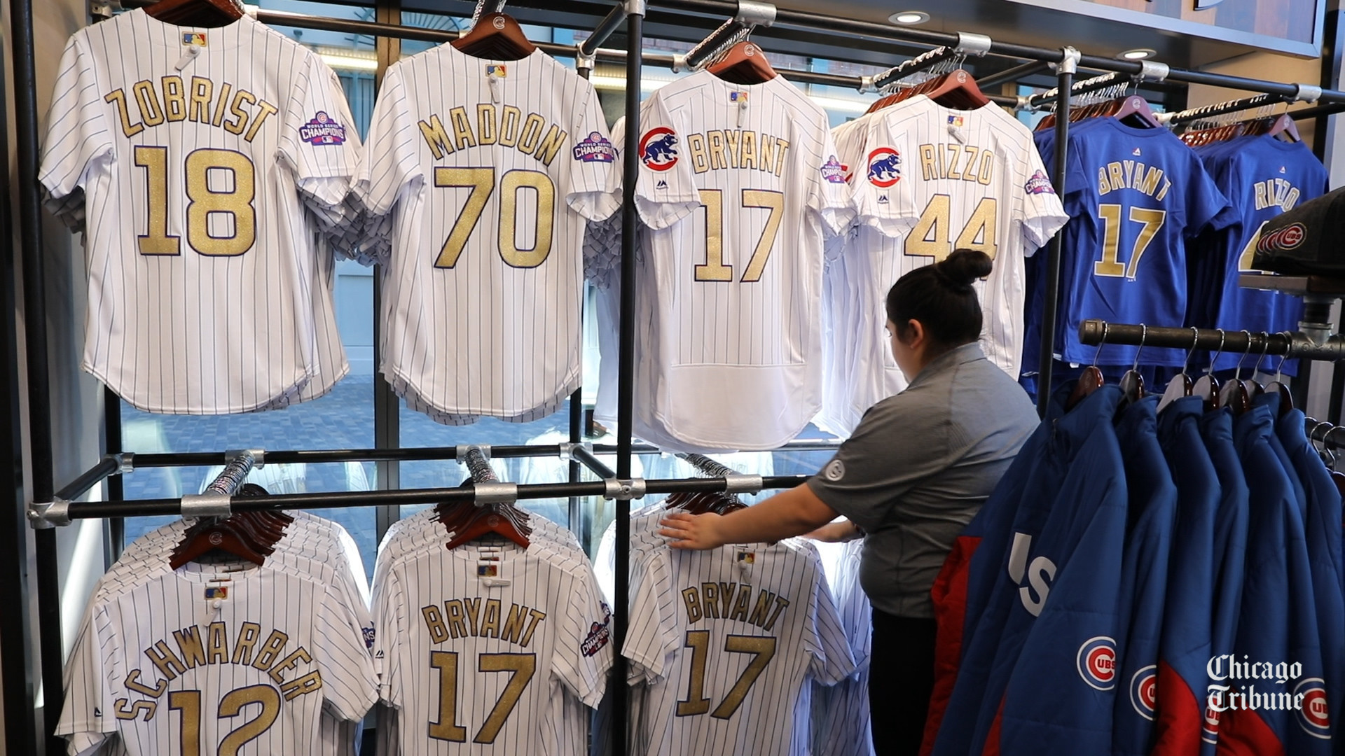 Cubs' flagship Wrigleyville store might be a destination on its own –  Chicago Tribune