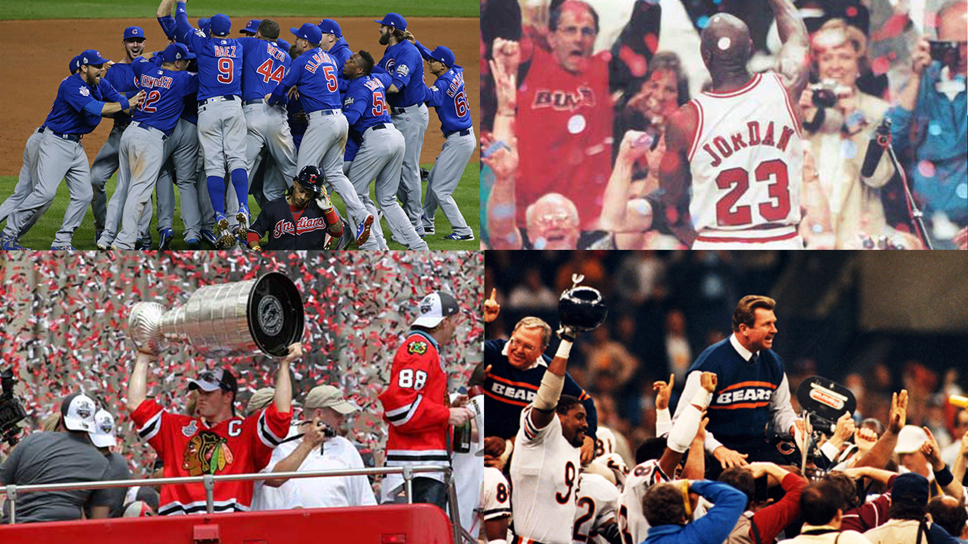 Timeline: 110 years of Chicago sports championships, 1906-2016 – Chicago  Tribune